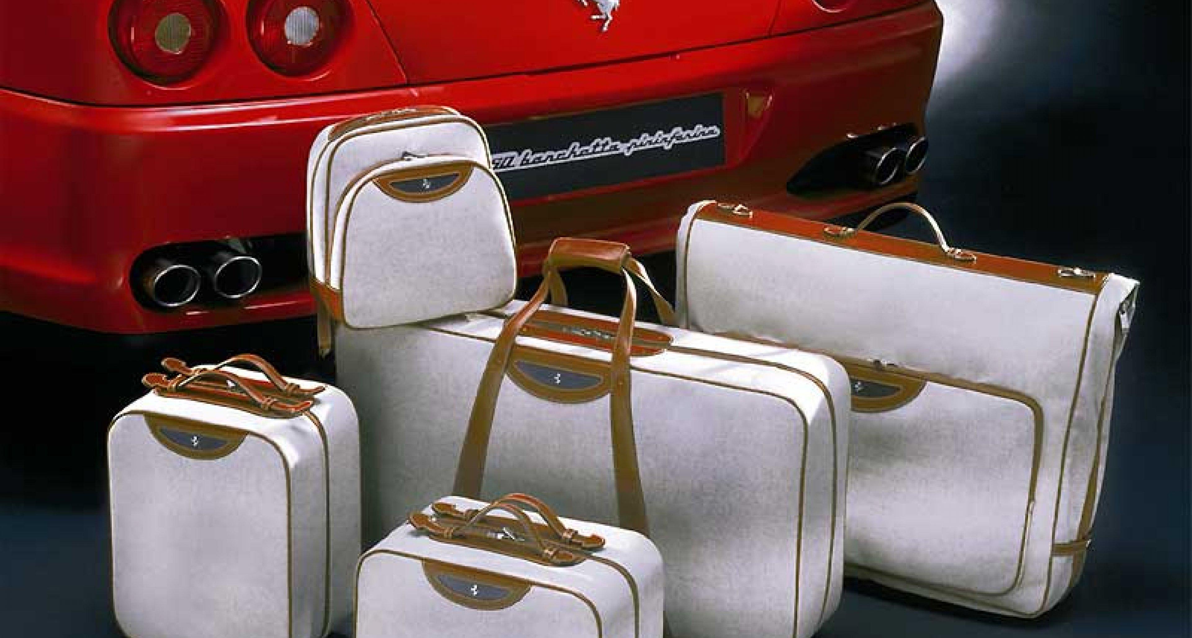 Schedoni Exclusive Ferrari Collection Classic Driver Magazine