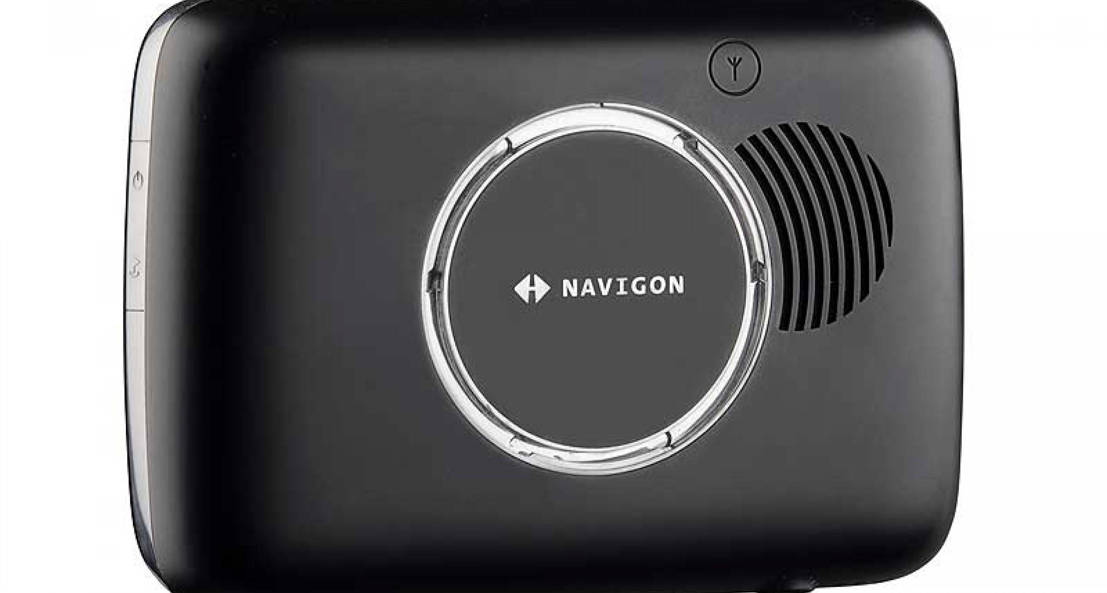The Navigon 7100/7110