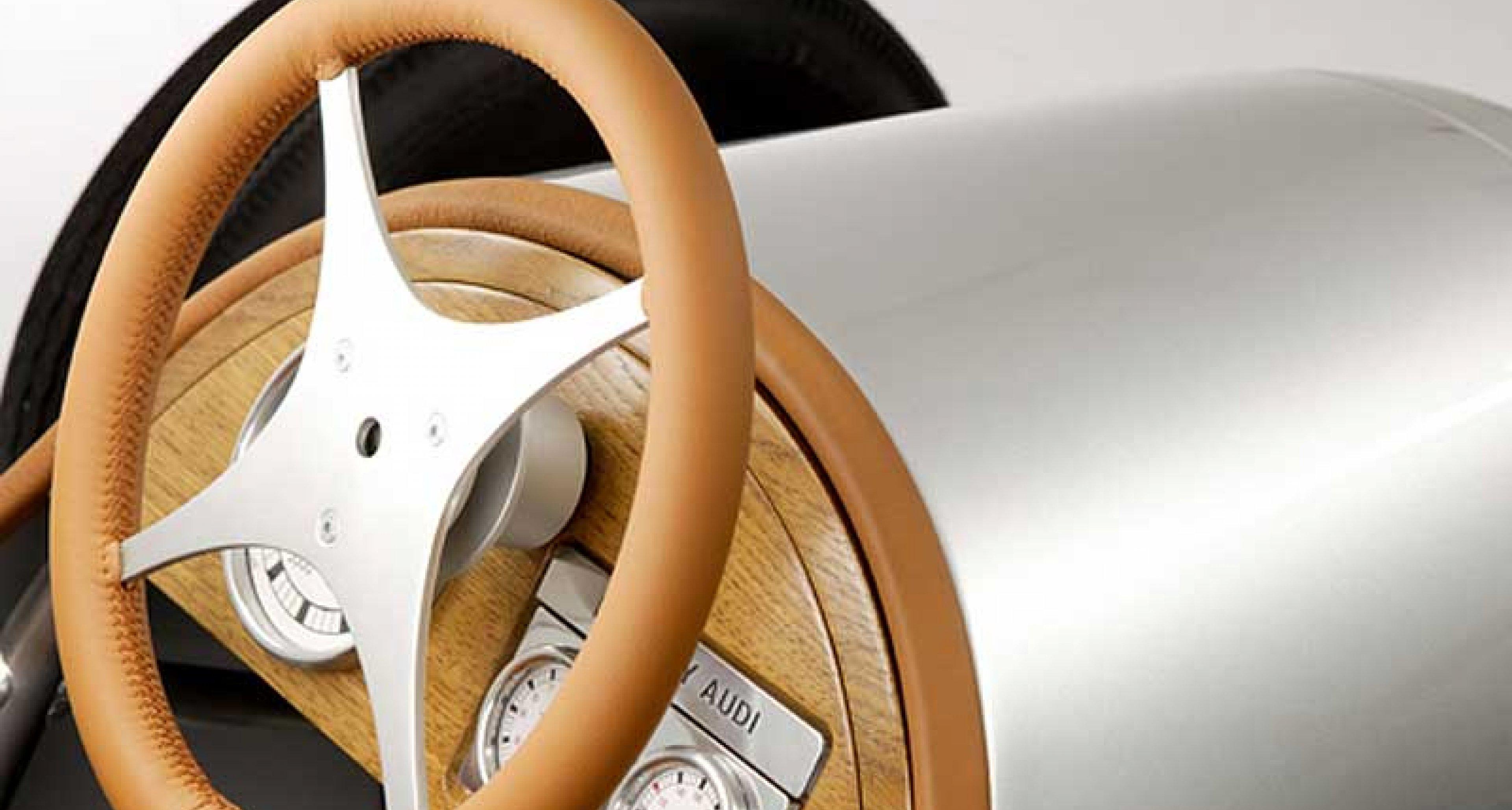 Auto Union Type C pedal car