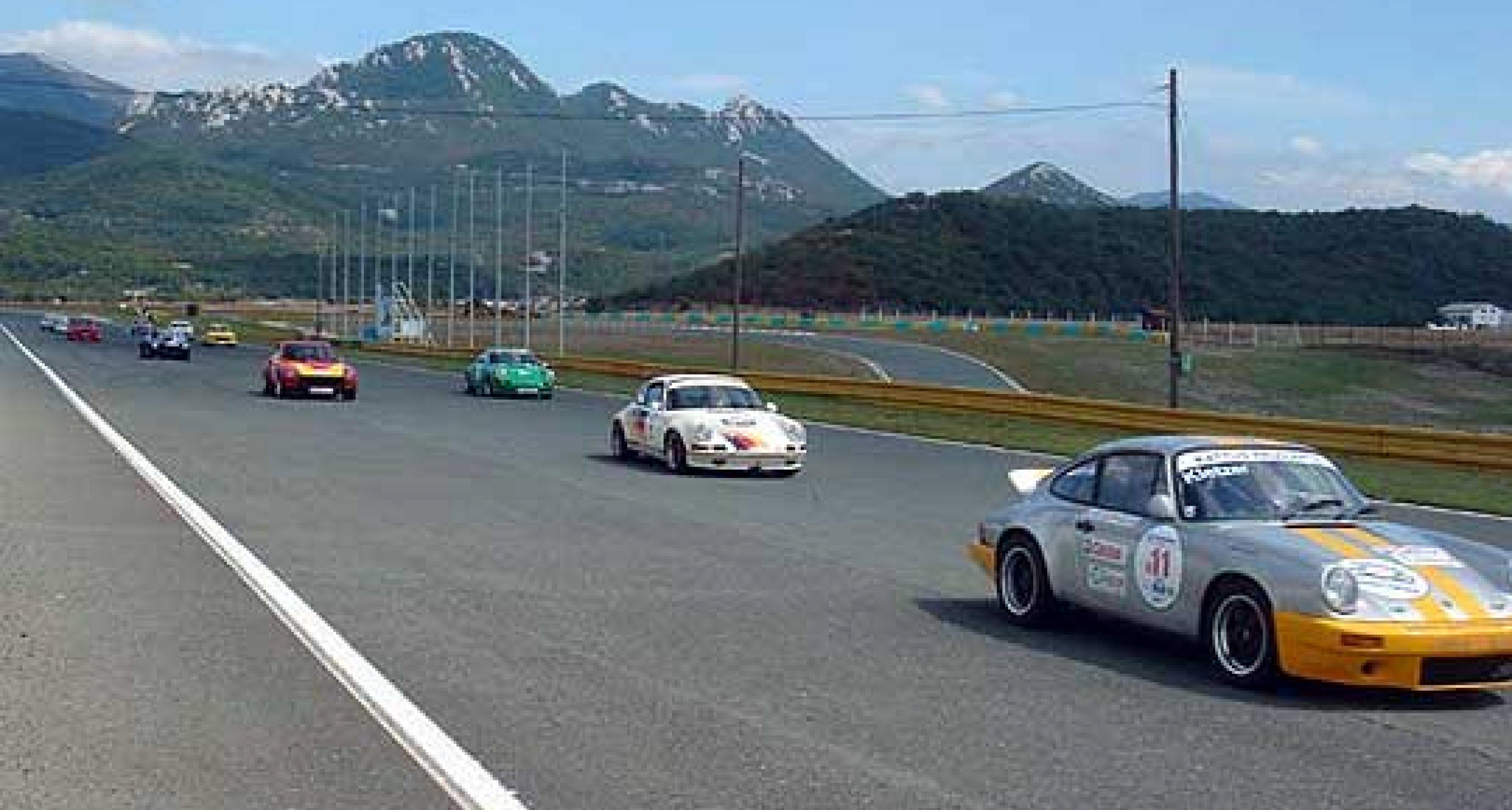 Classic Rallye Trieste-Vienna: Röhrl am Start