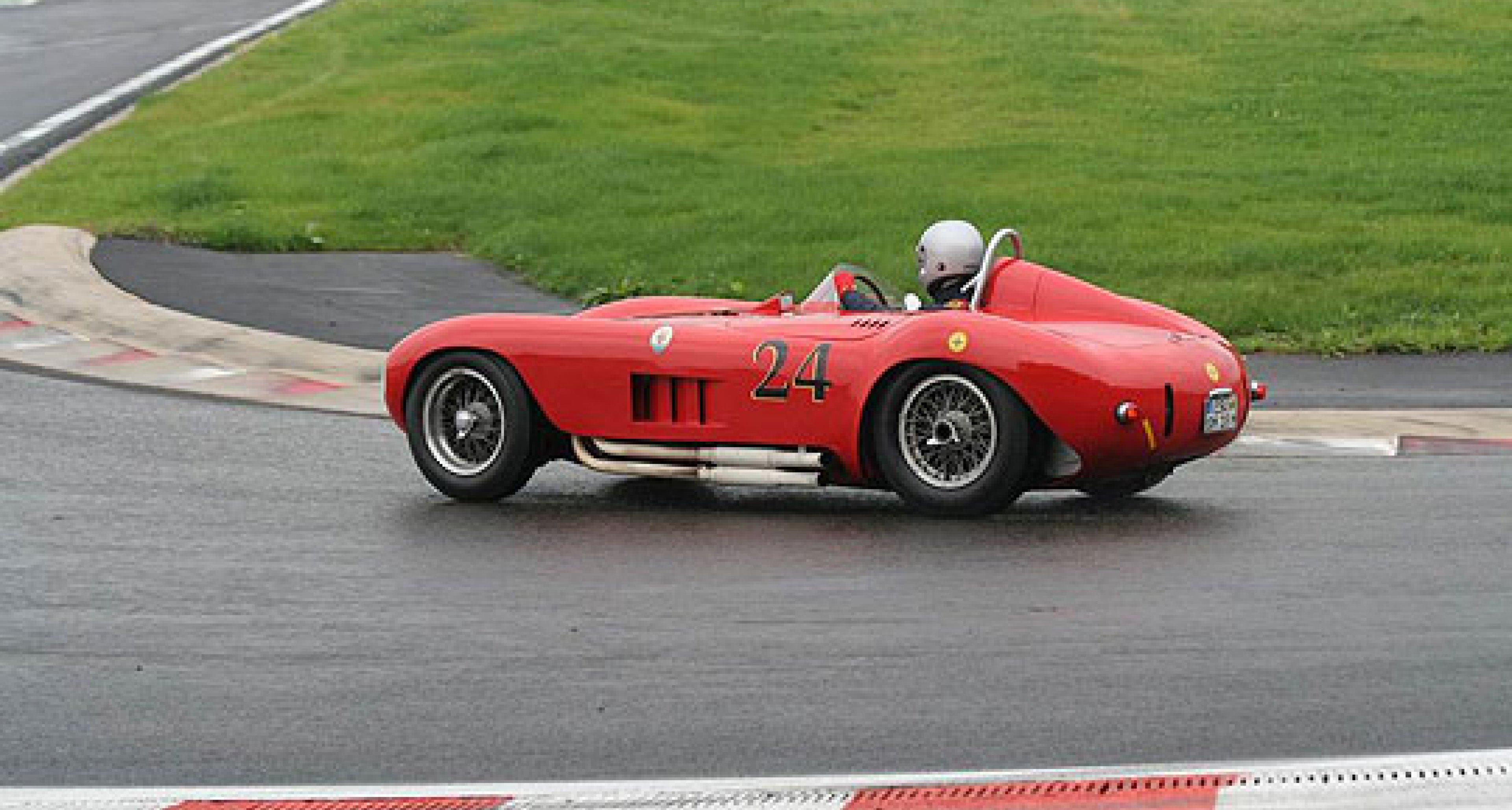Jan B. Luehn Track Day at Spa