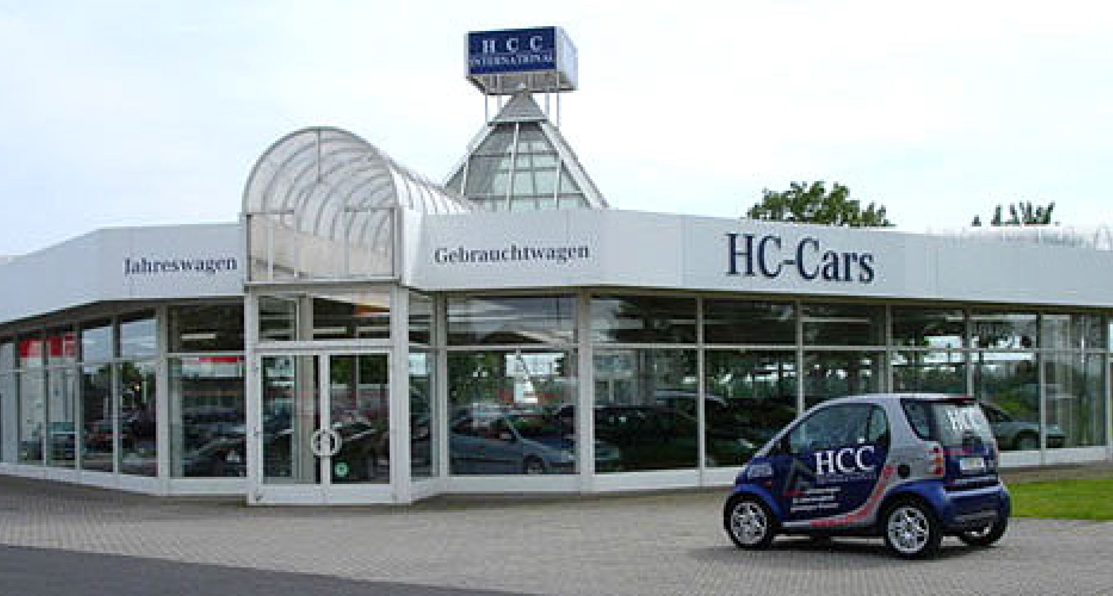 Händlerportrait: HCC-International