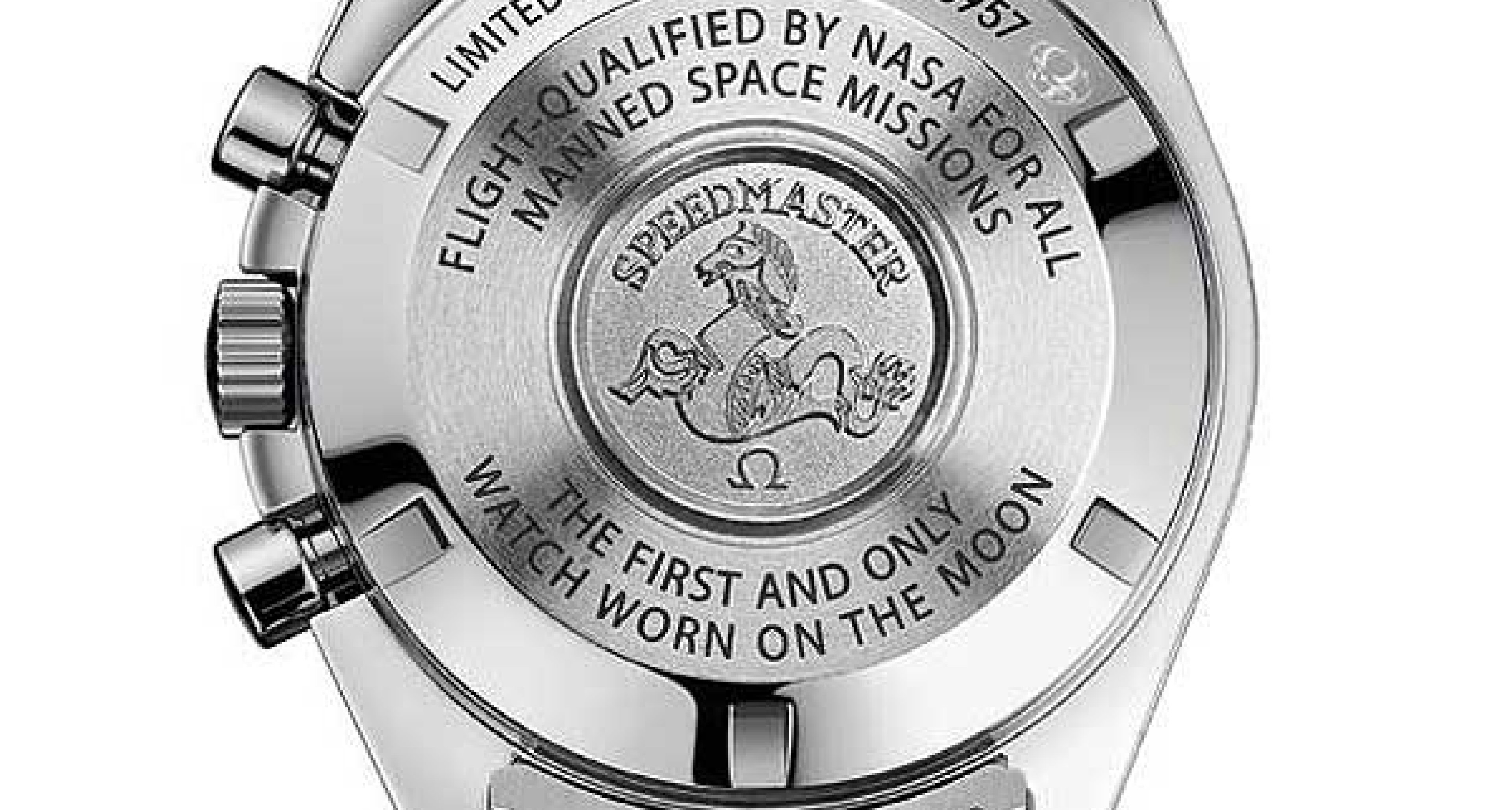 Omega Speedmaster Professional: Fly me to the Moon
