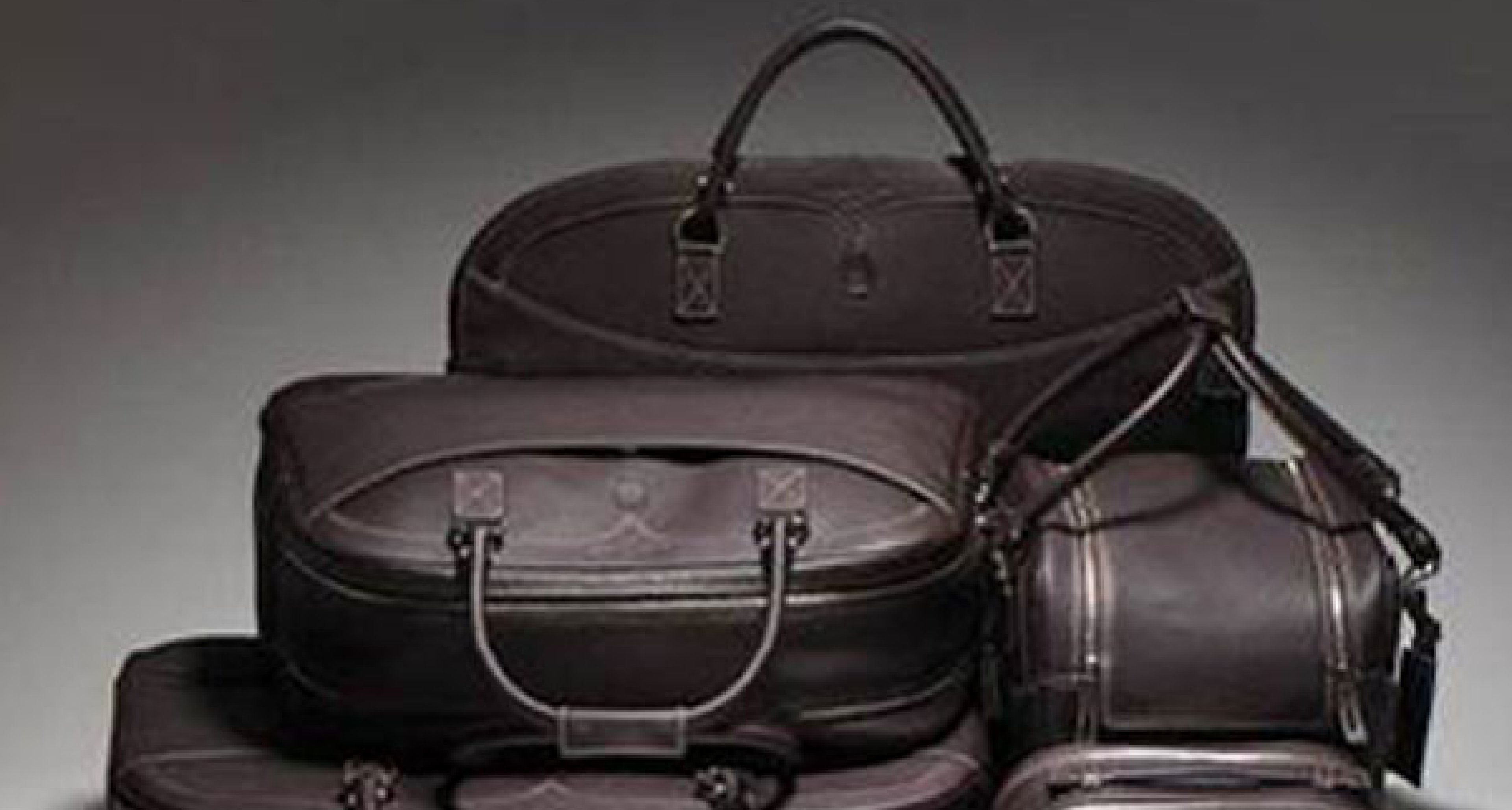 Salvatore Ferragamo luggage set for the Maserati GranTurismo