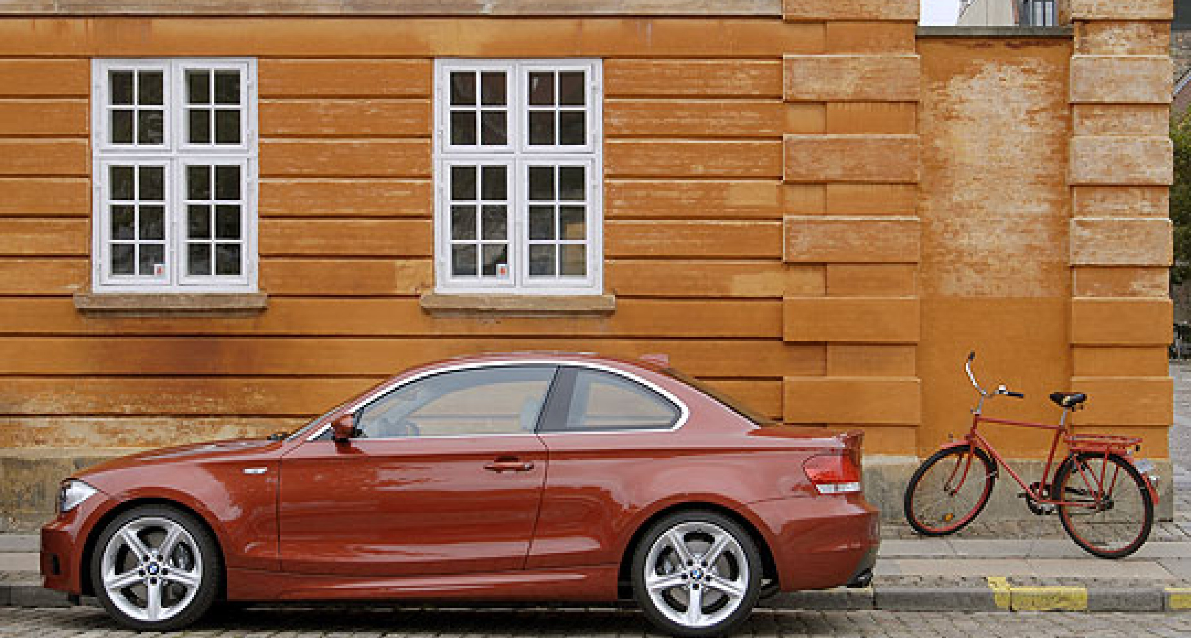BMW 135i Coupé