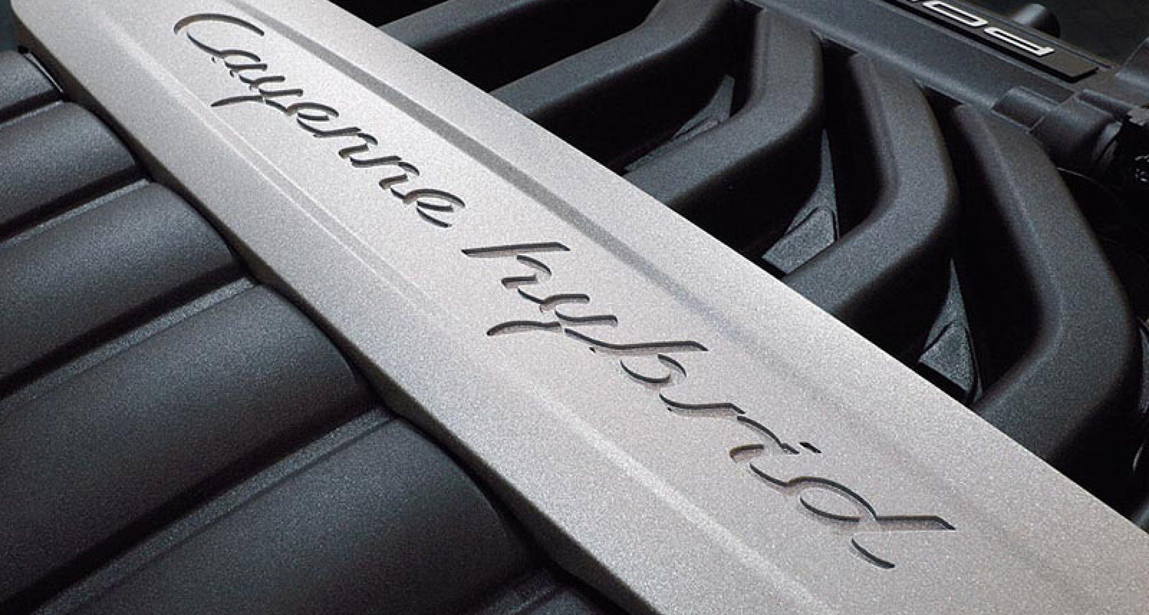 Porsche Cayenne Hybrid: Grüner Pfeffer
