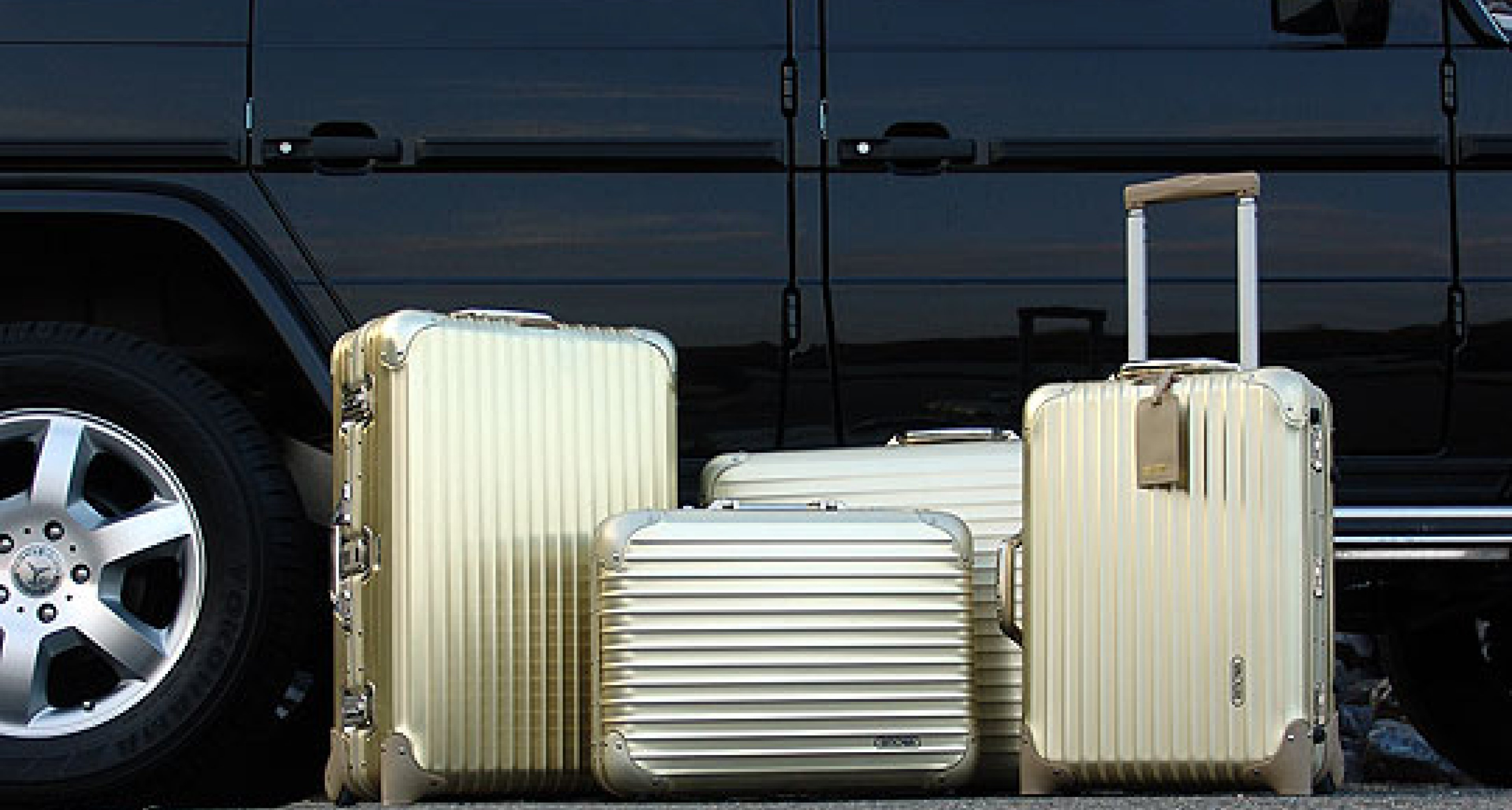 Topas Gold by Rimowa