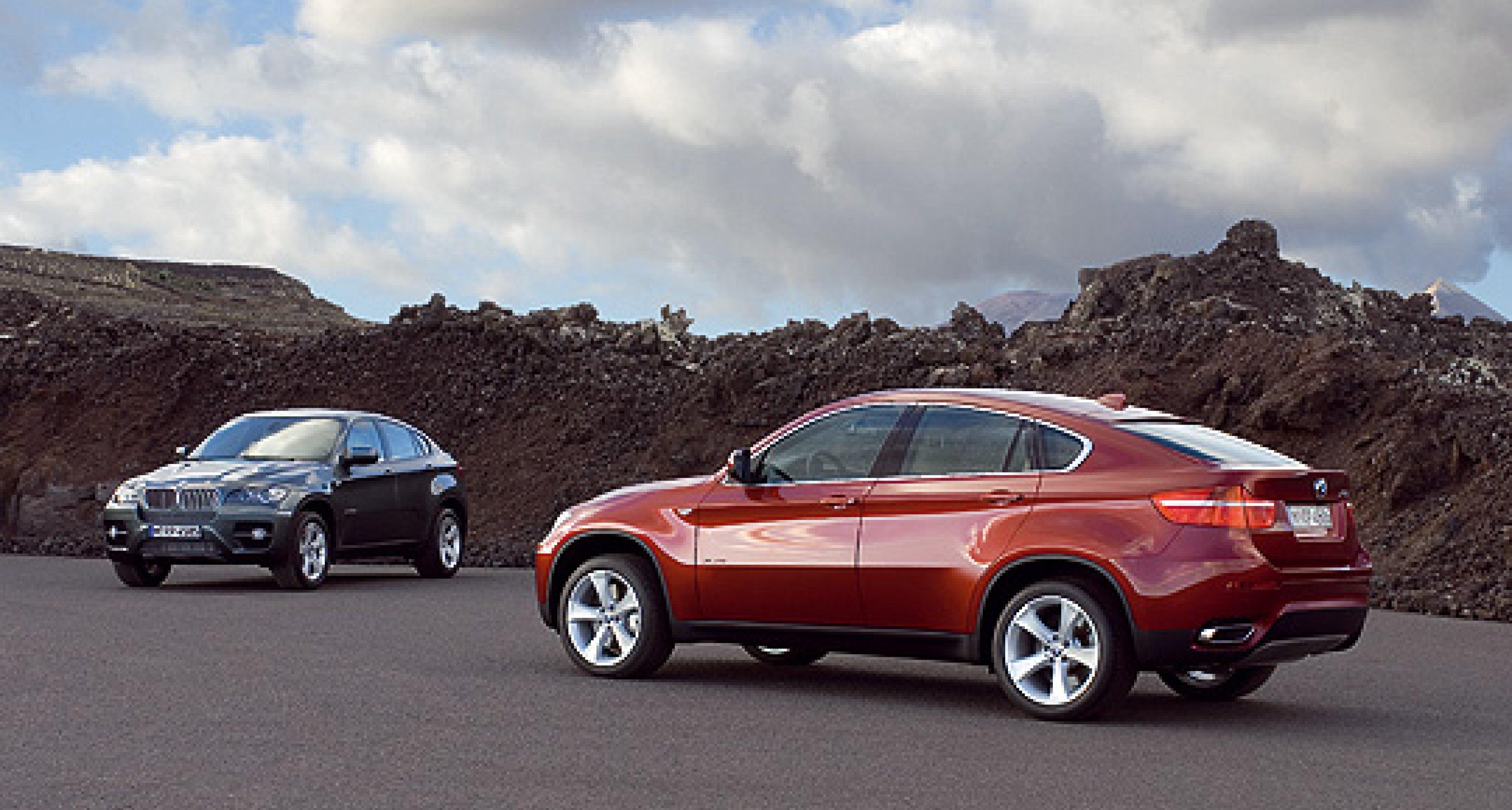 BMW X6: Sports Activity Coupé No. 1