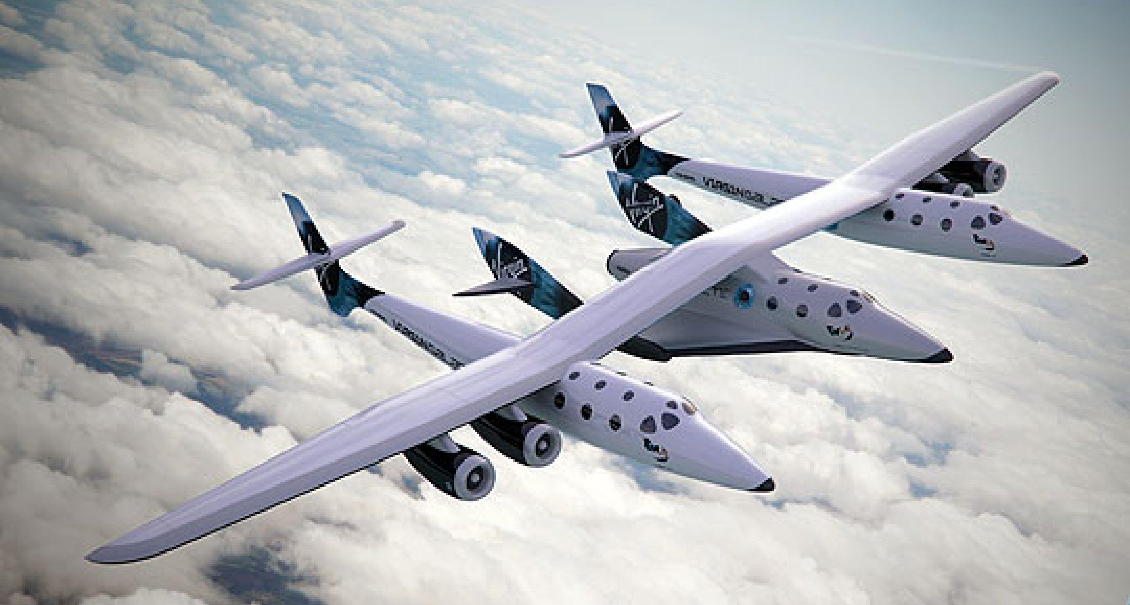 Virgin Galactic: Year of the Spaceship