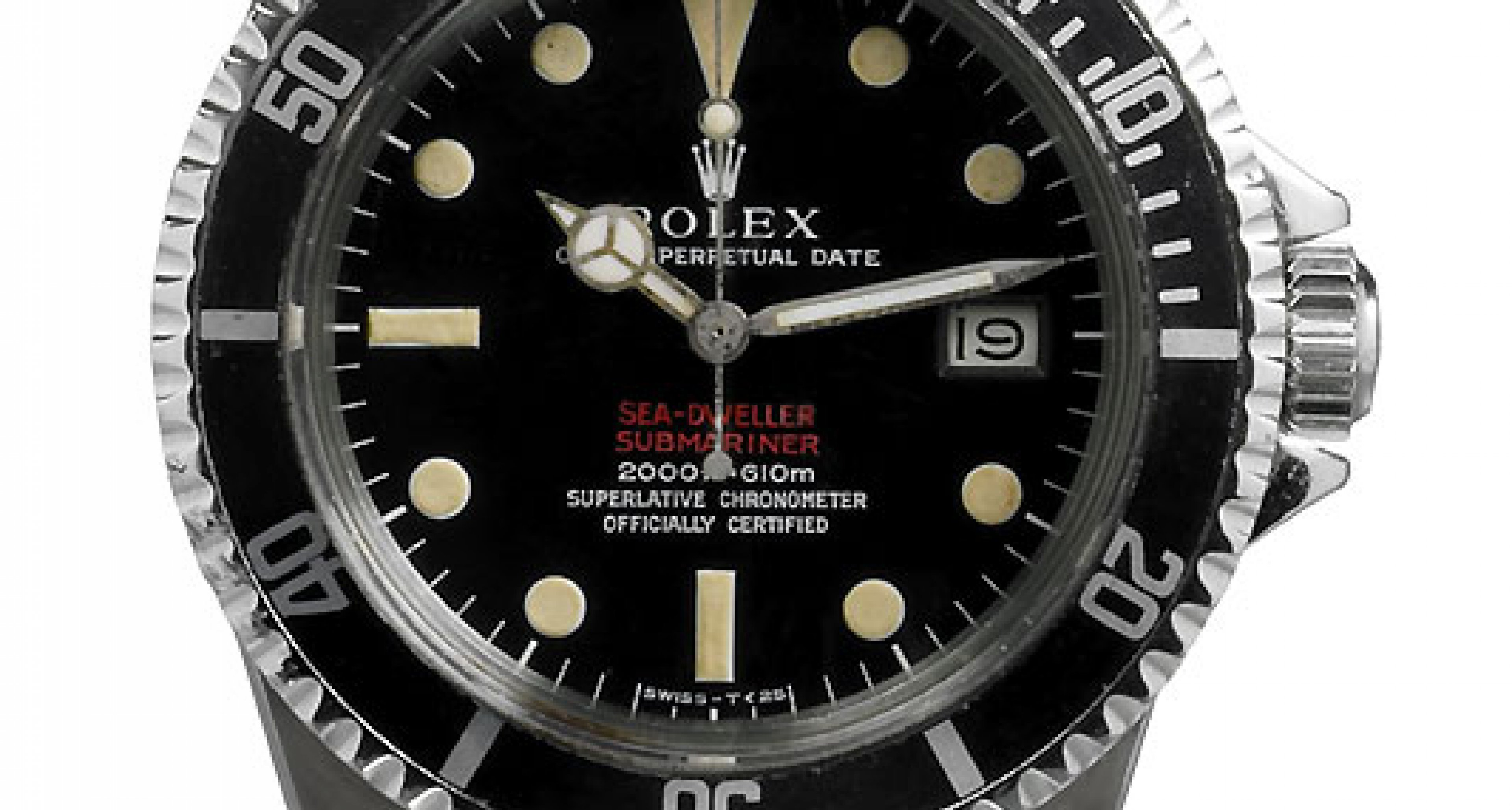 Rolex  Auktion: Evolution einer Legende