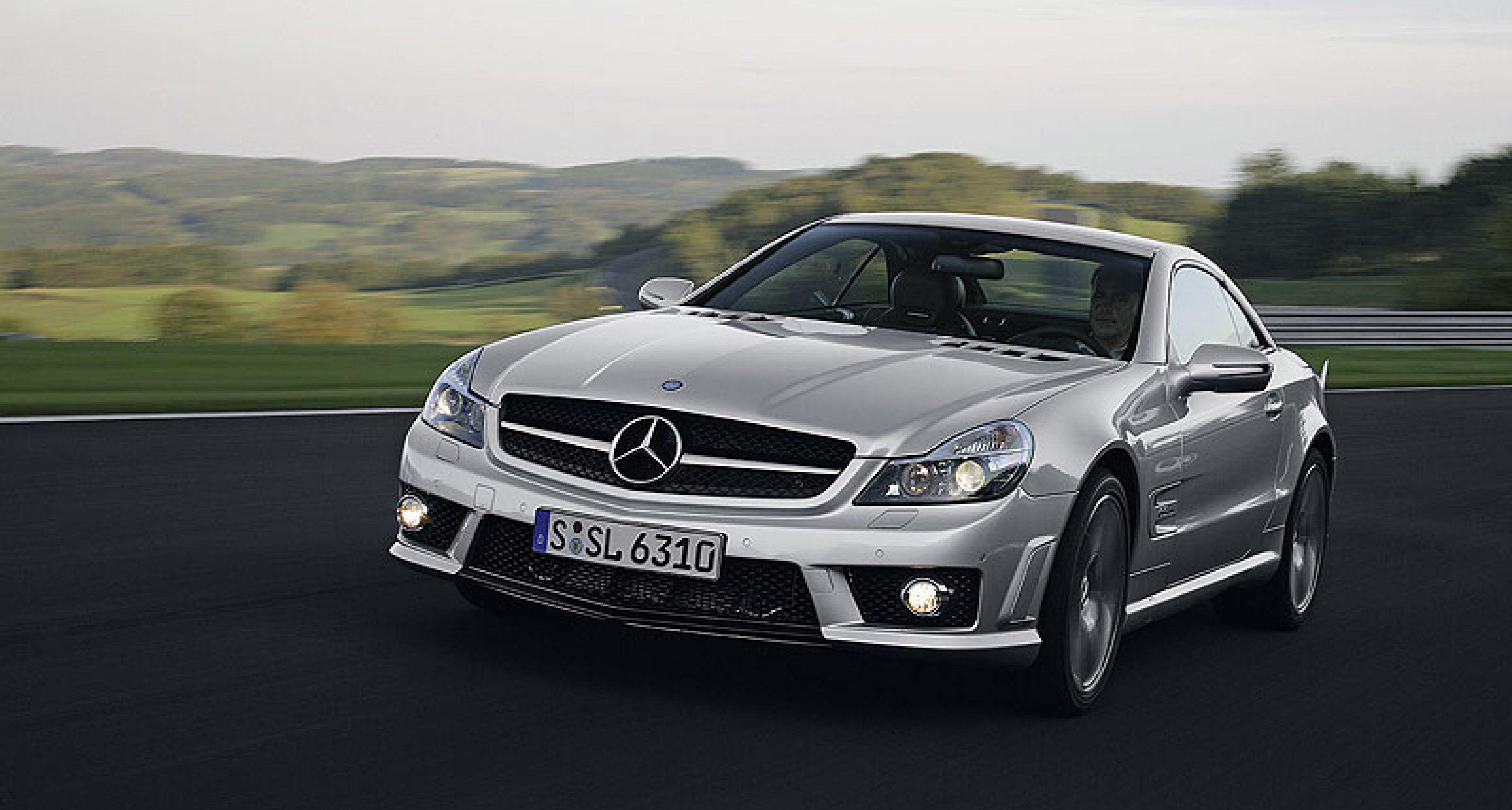 Mercedes-Benz SL 63 AMG und SL 65 AMG: Die Sechsziger-Garde