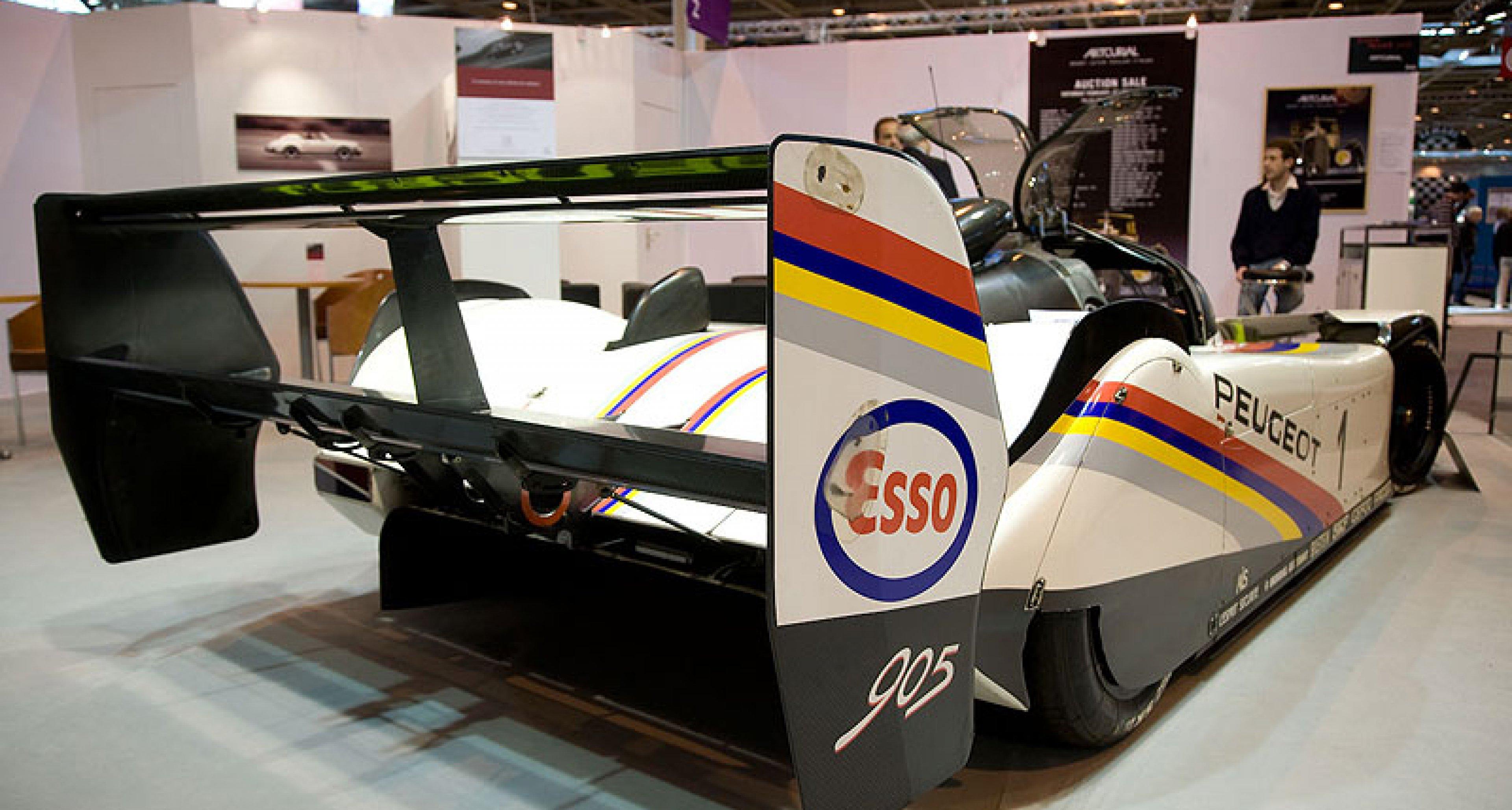 Paris Rétromobile 2008