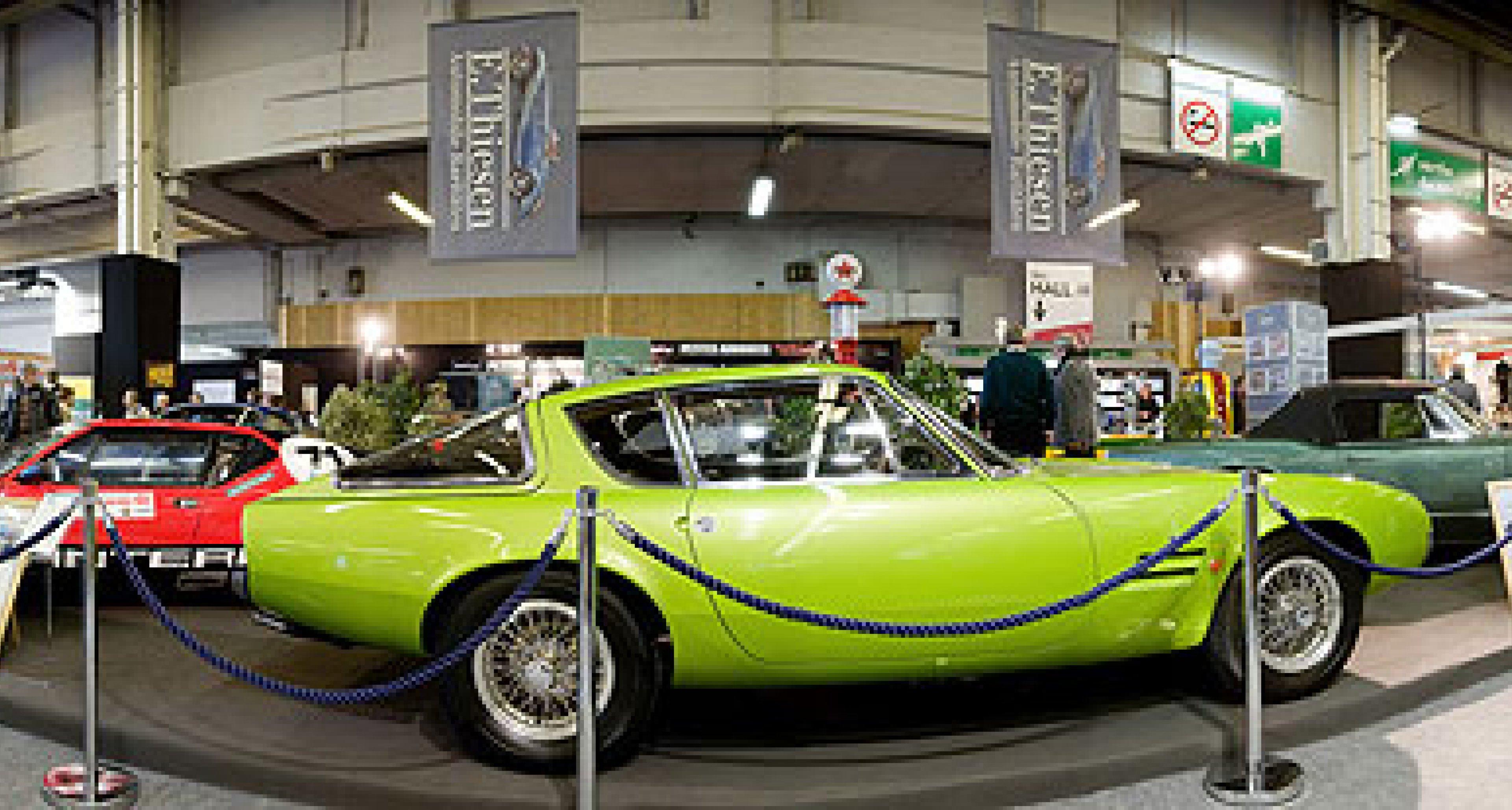 Rétromobile Paris 2008 – Rückblick