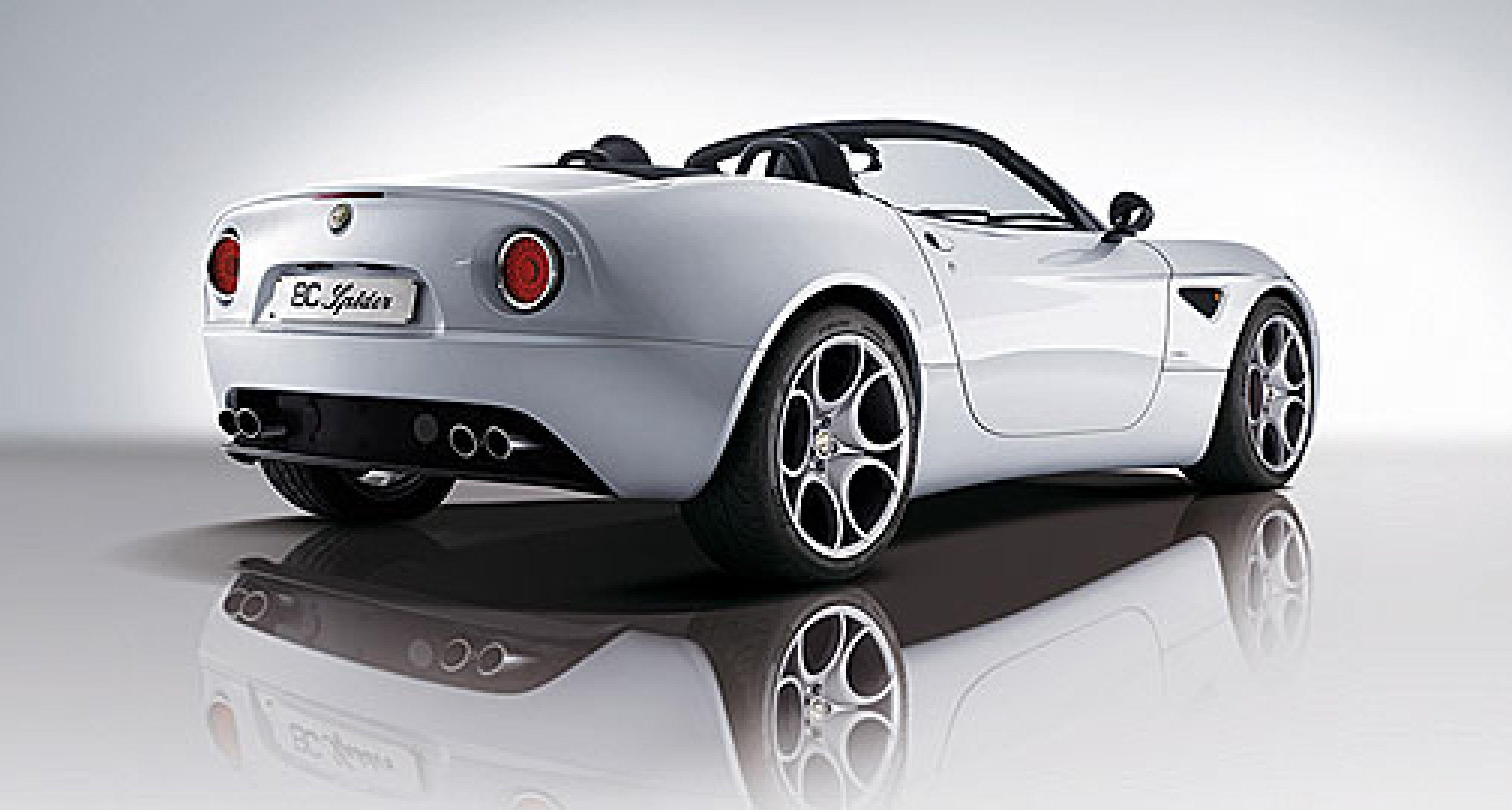 Alfa 8C Spider to Star at Geneva