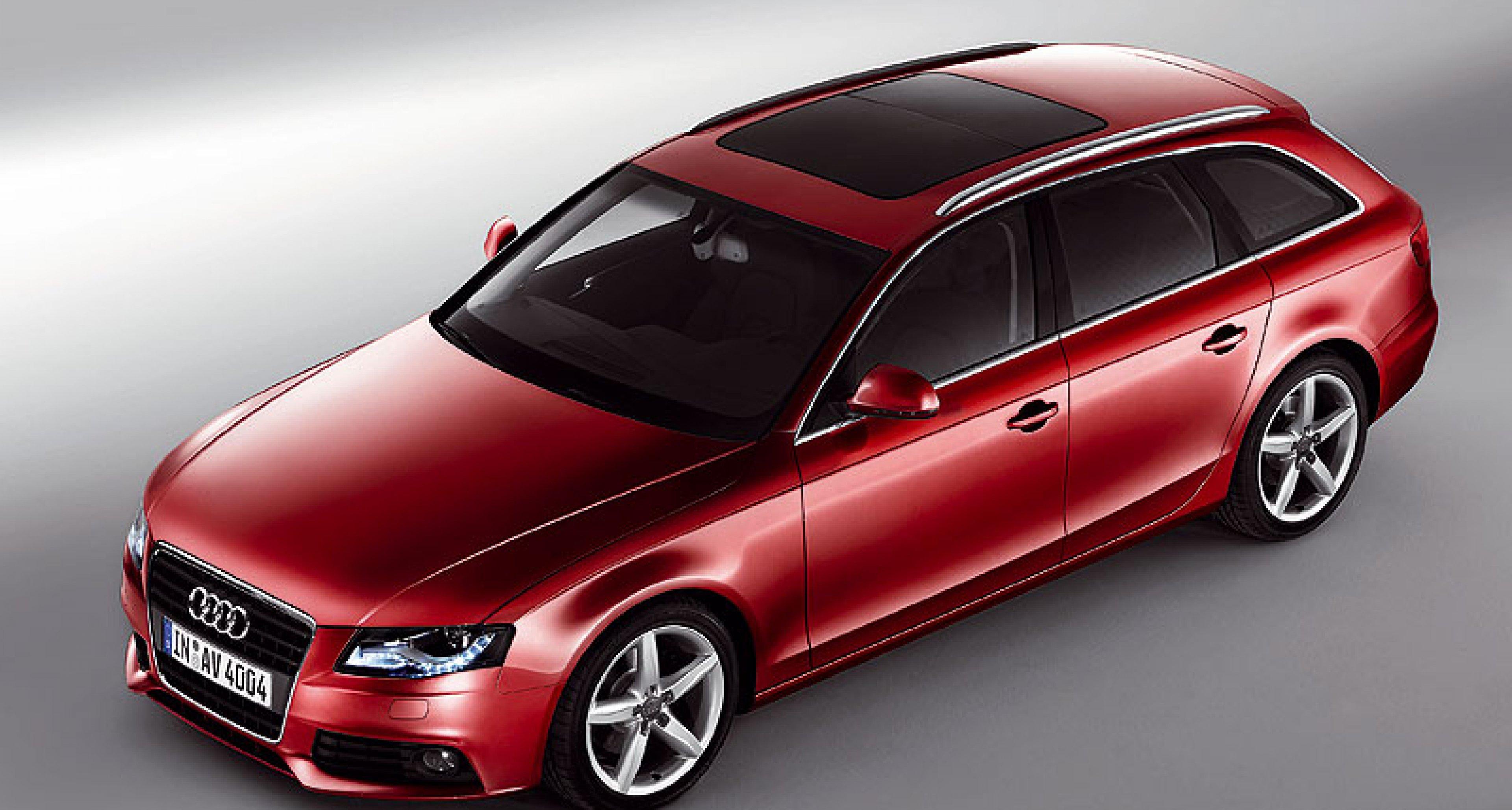 All-New Audi A4 Avant