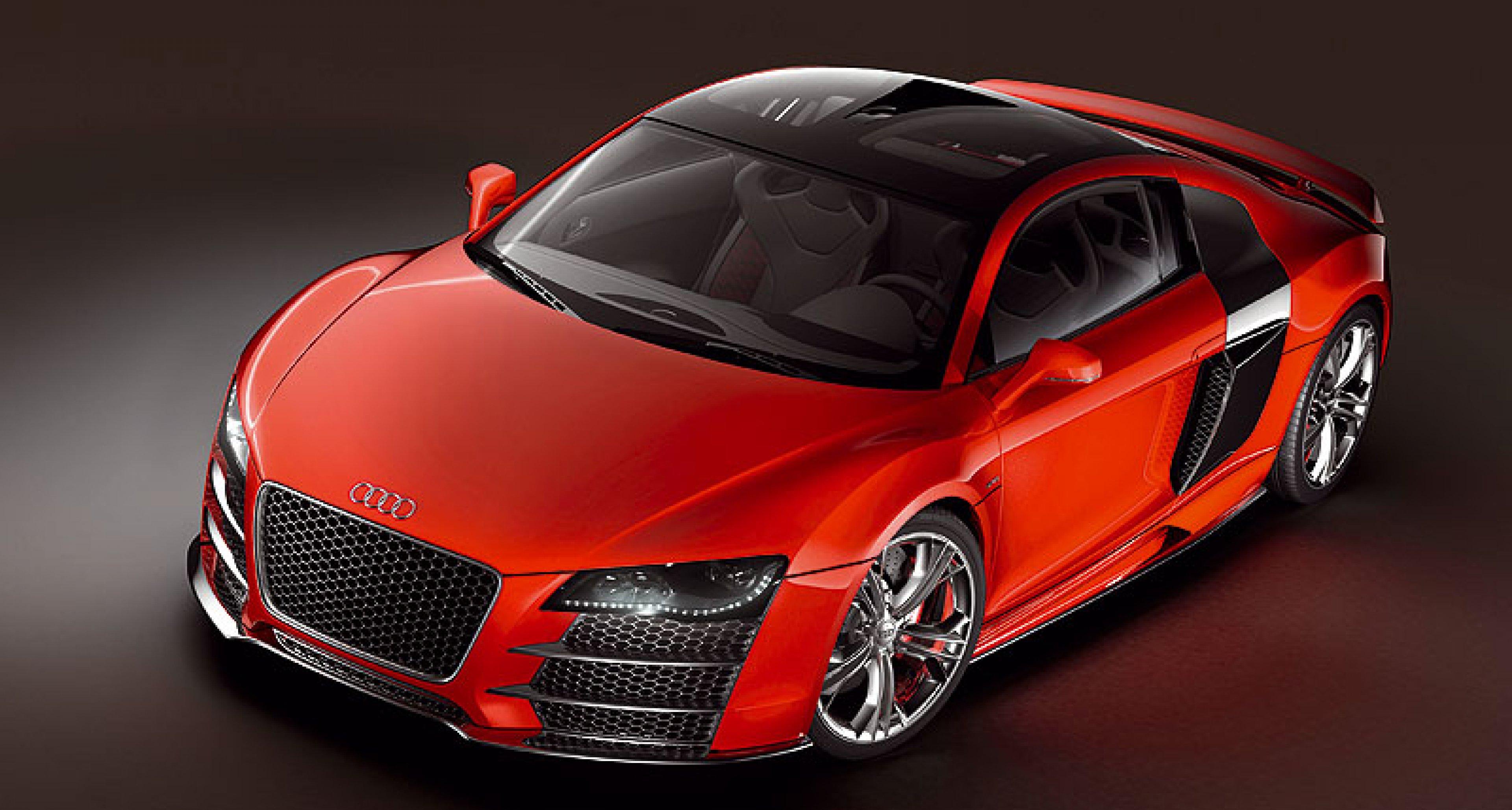 Audi R8 TDI Le Mans – Rot-Grüne Gefahr