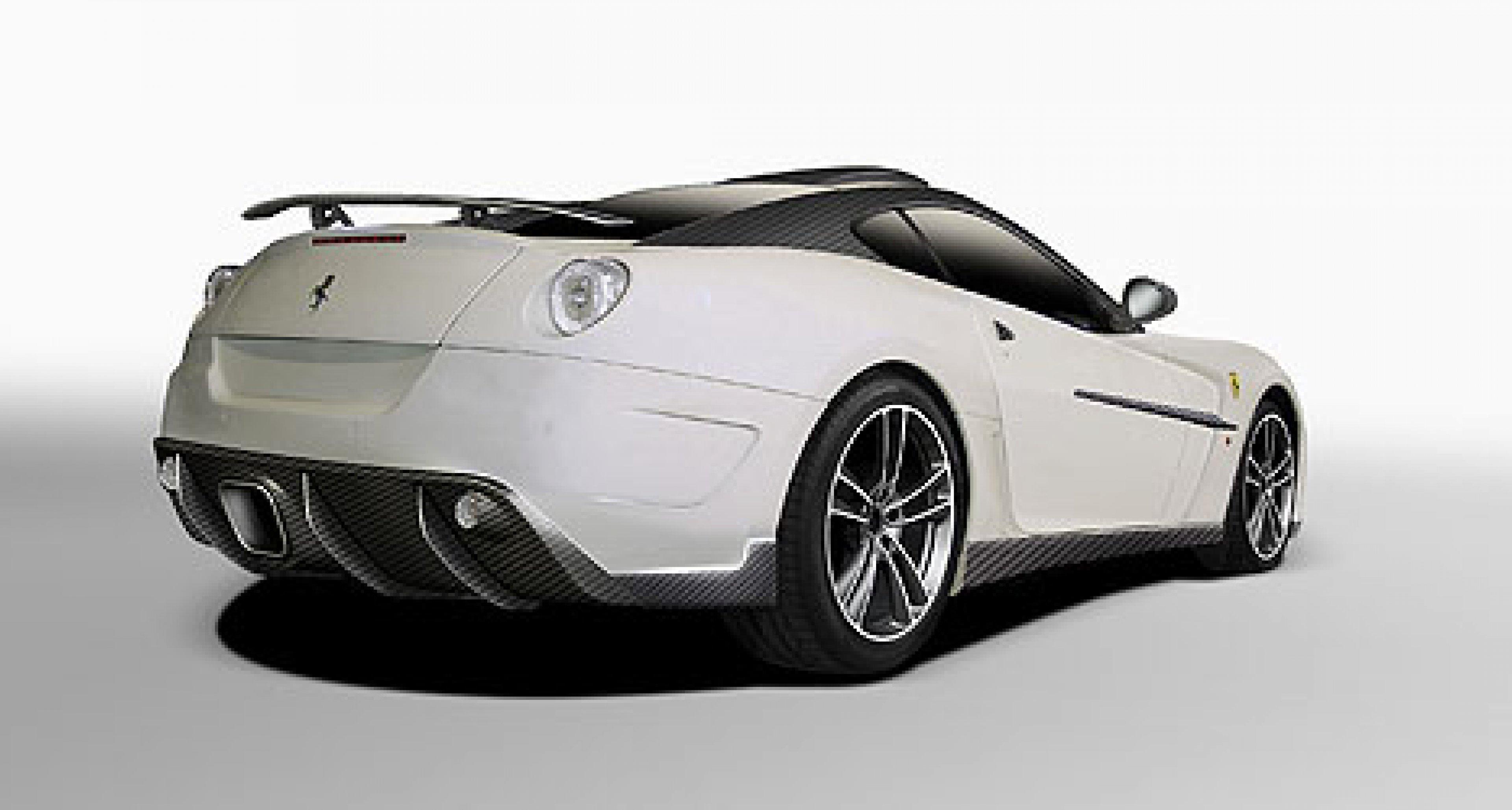 Mansory Stallone: Rambo-Package für Ferrari 599 GTB