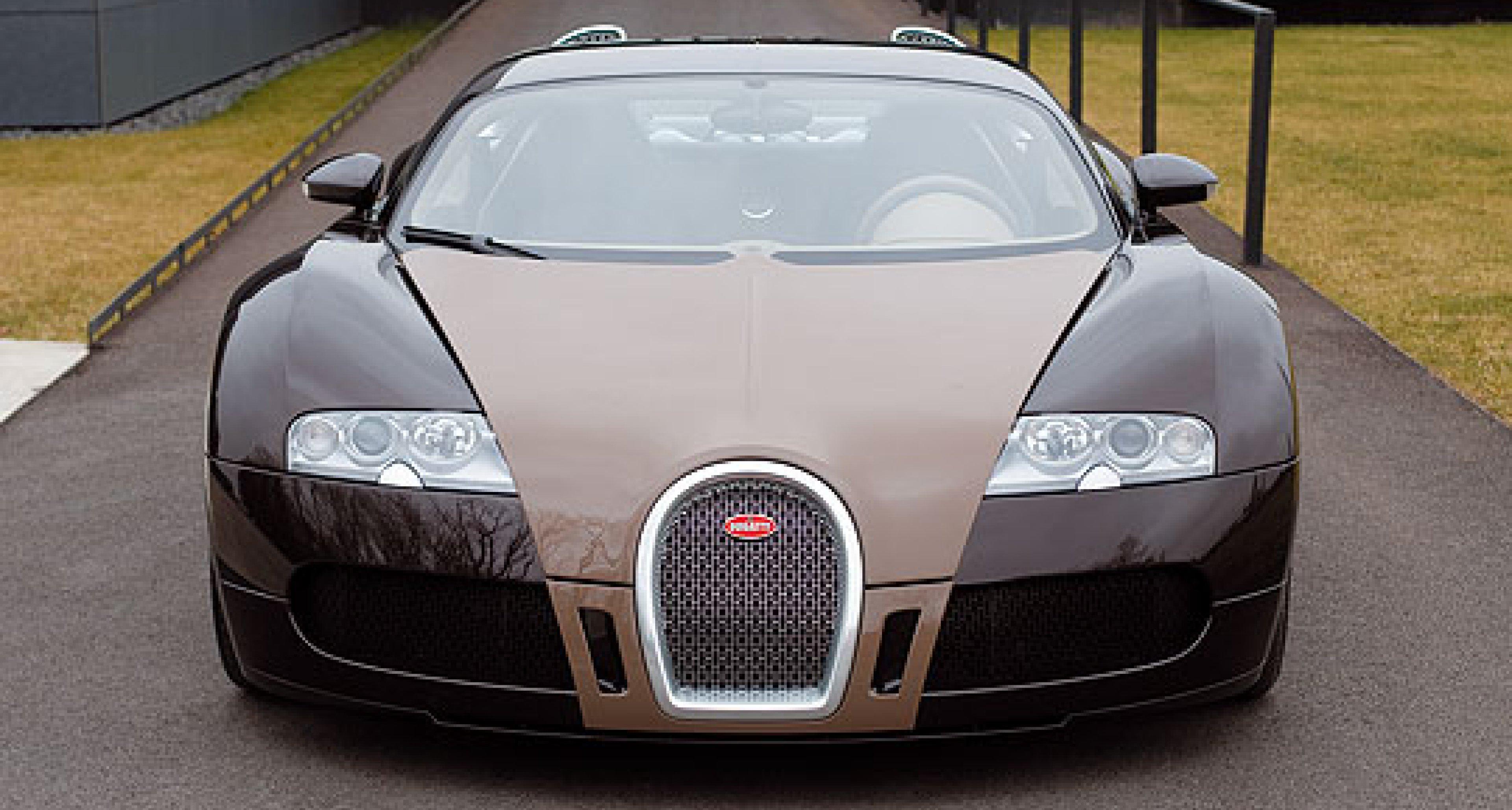 Bugatti Veyron Fbg par Hermès: Des Sattlers neue Rösser