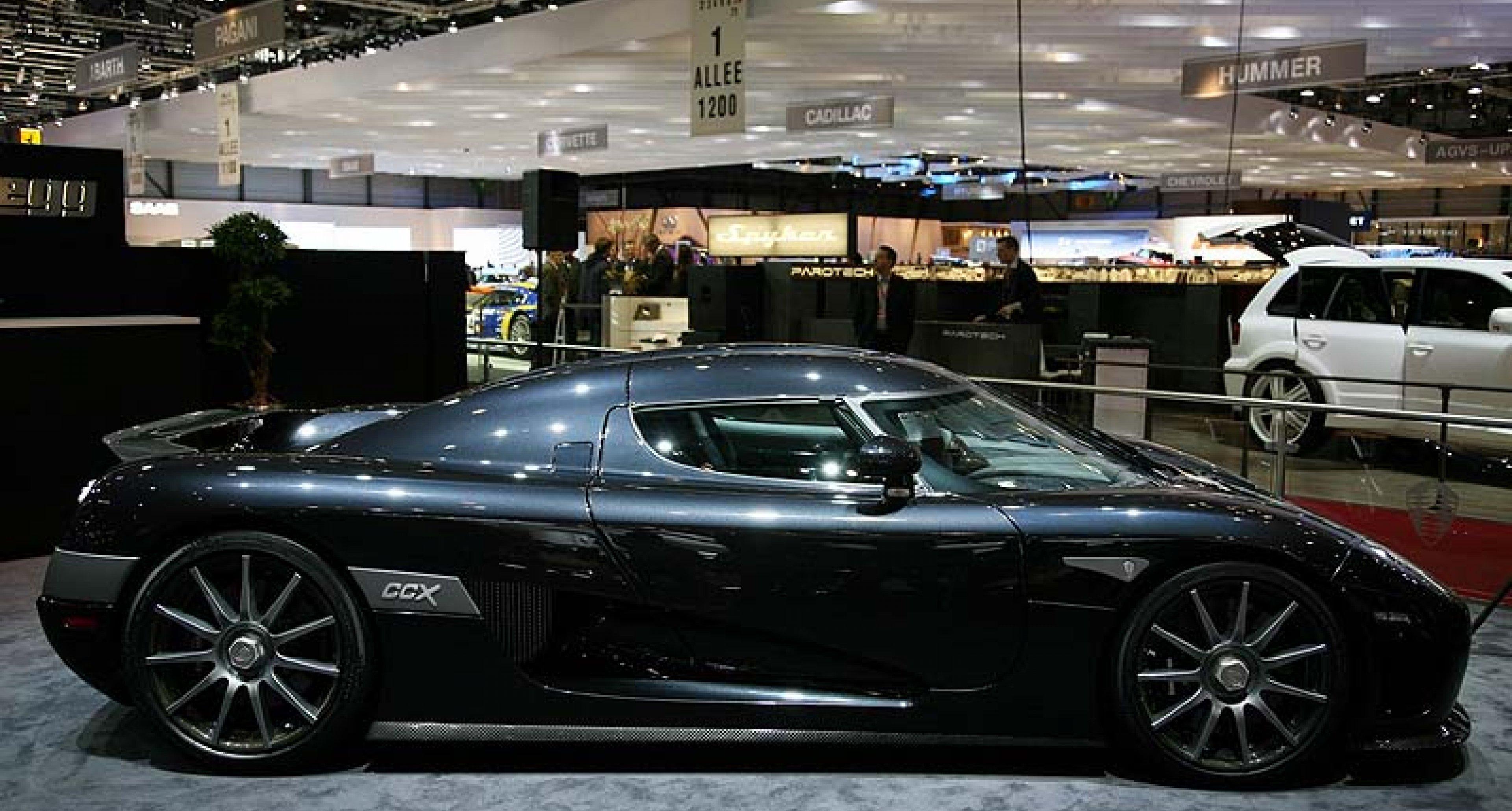 Geneva International Motor Show 2008
