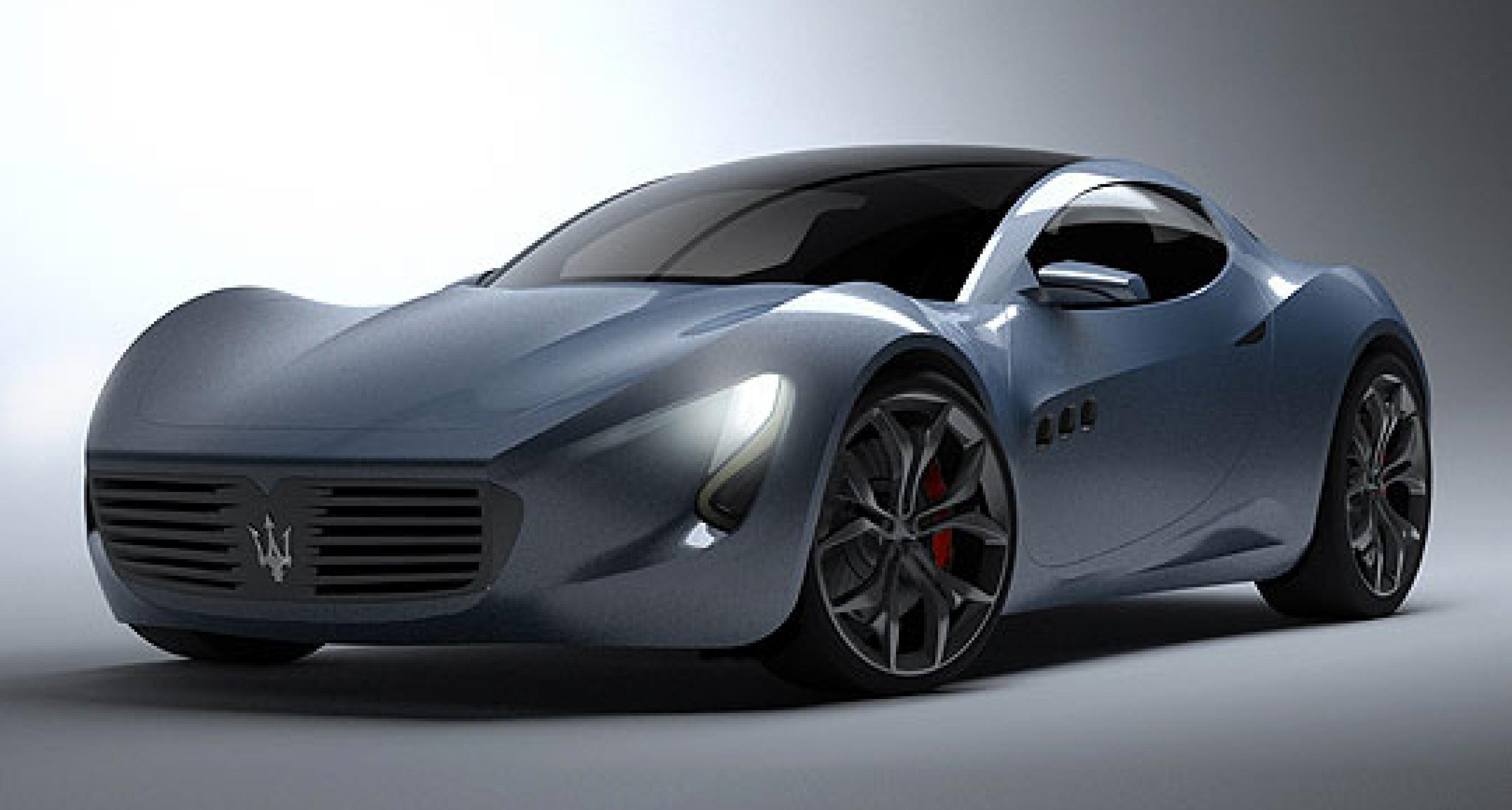 IED Maserati Chicane