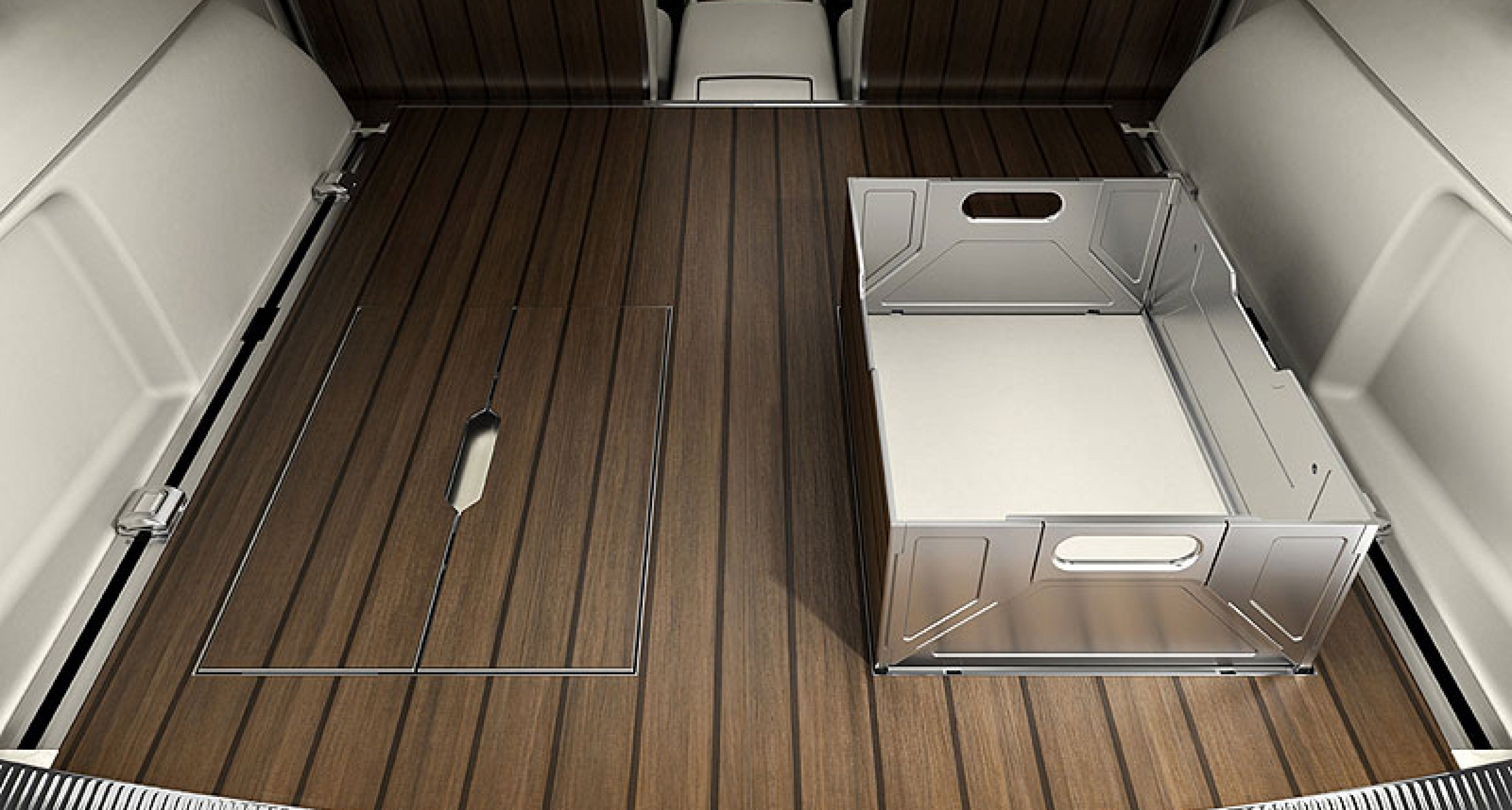 Audi Q7 Coastline: Allrad Yachting