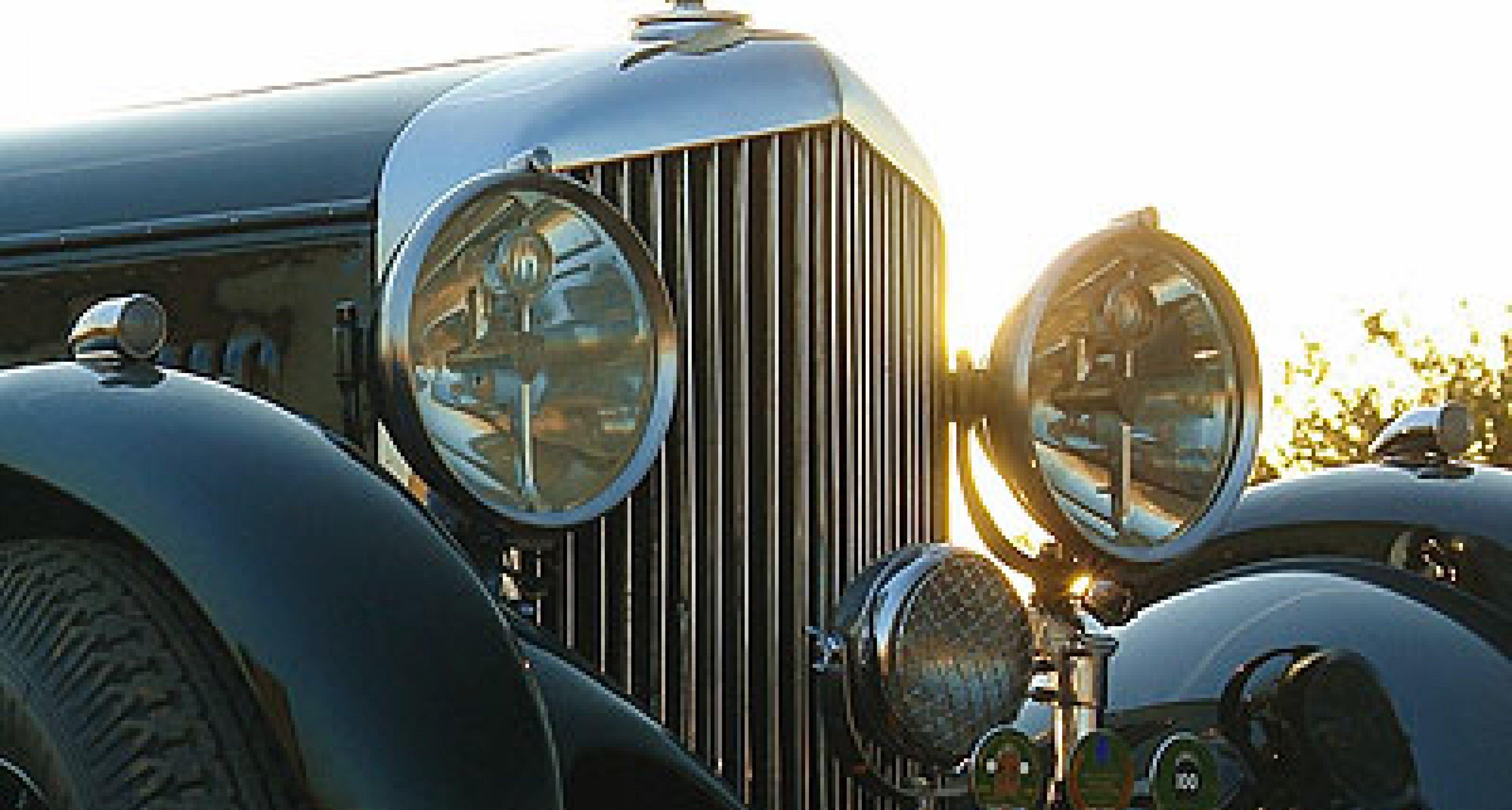 Bentley 8-Litre