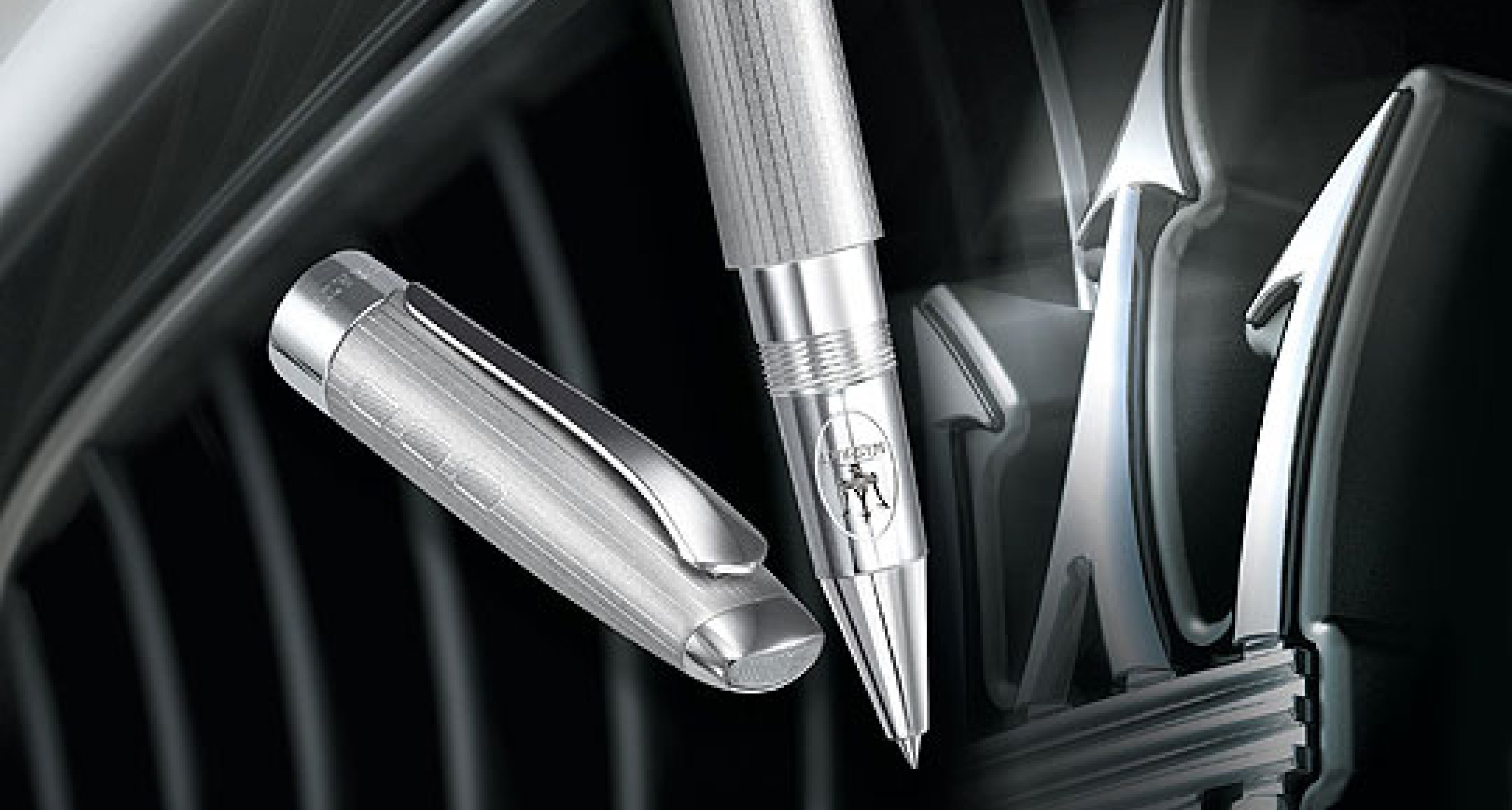 'Omas for Maserati'
