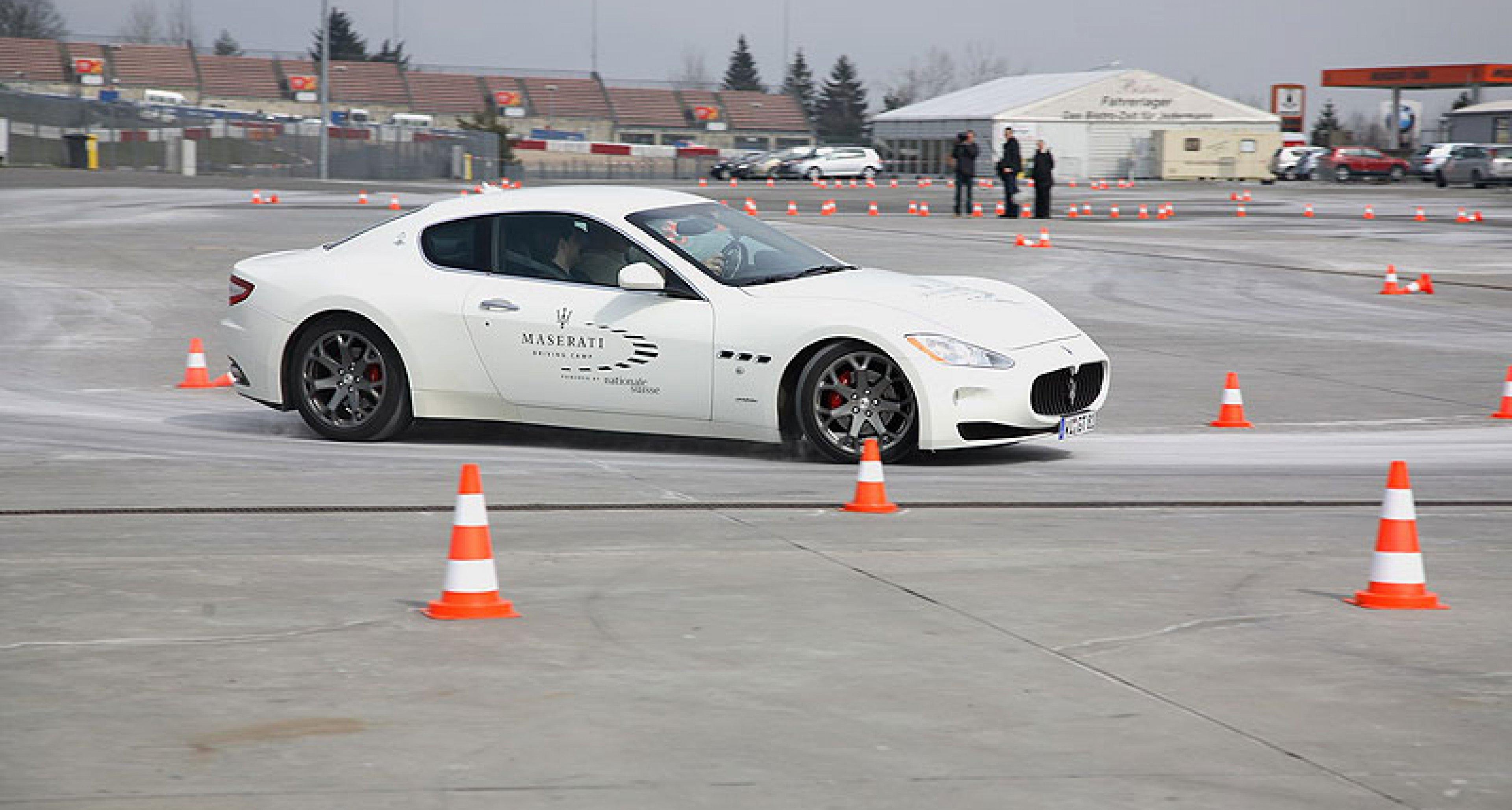 Maserati Driving Camp 2008