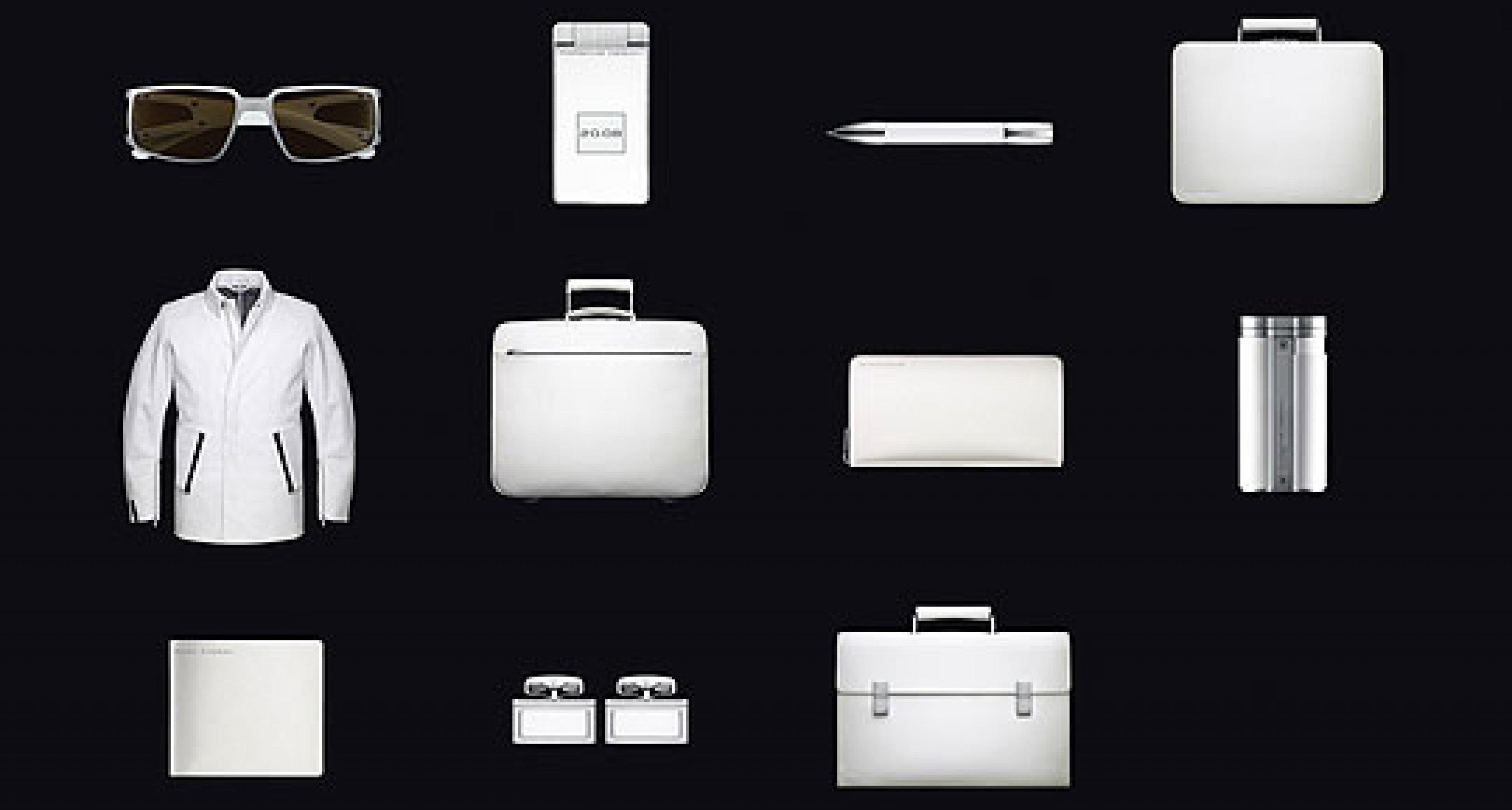 """Porsche Design Kollektion """"Weiß"""": Reinheitsgebot"""