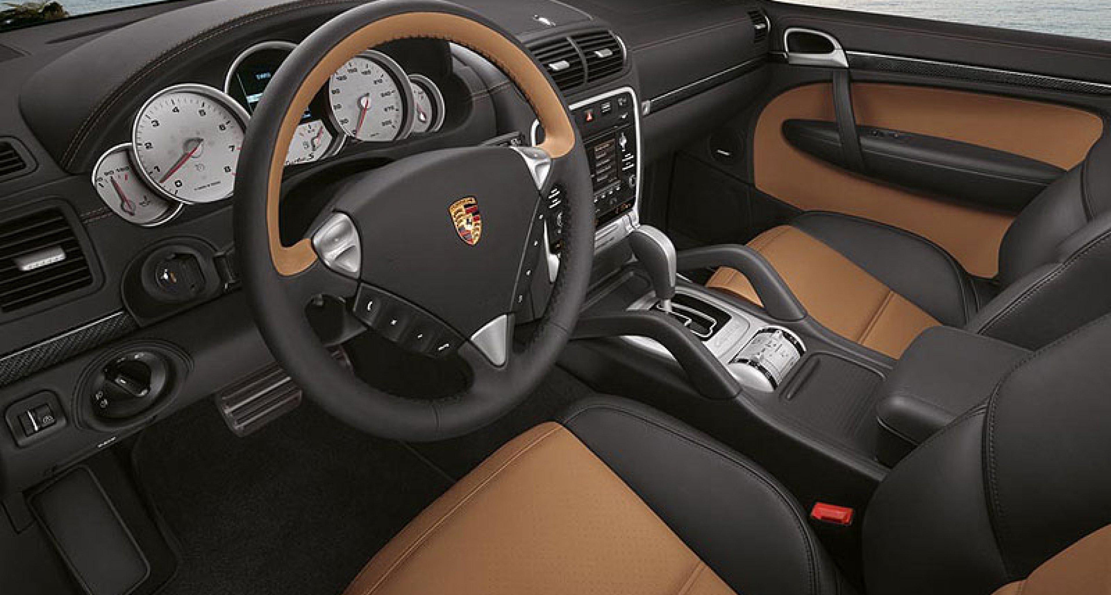 Porsche Cayenne Turbo S: Die Thronfolge