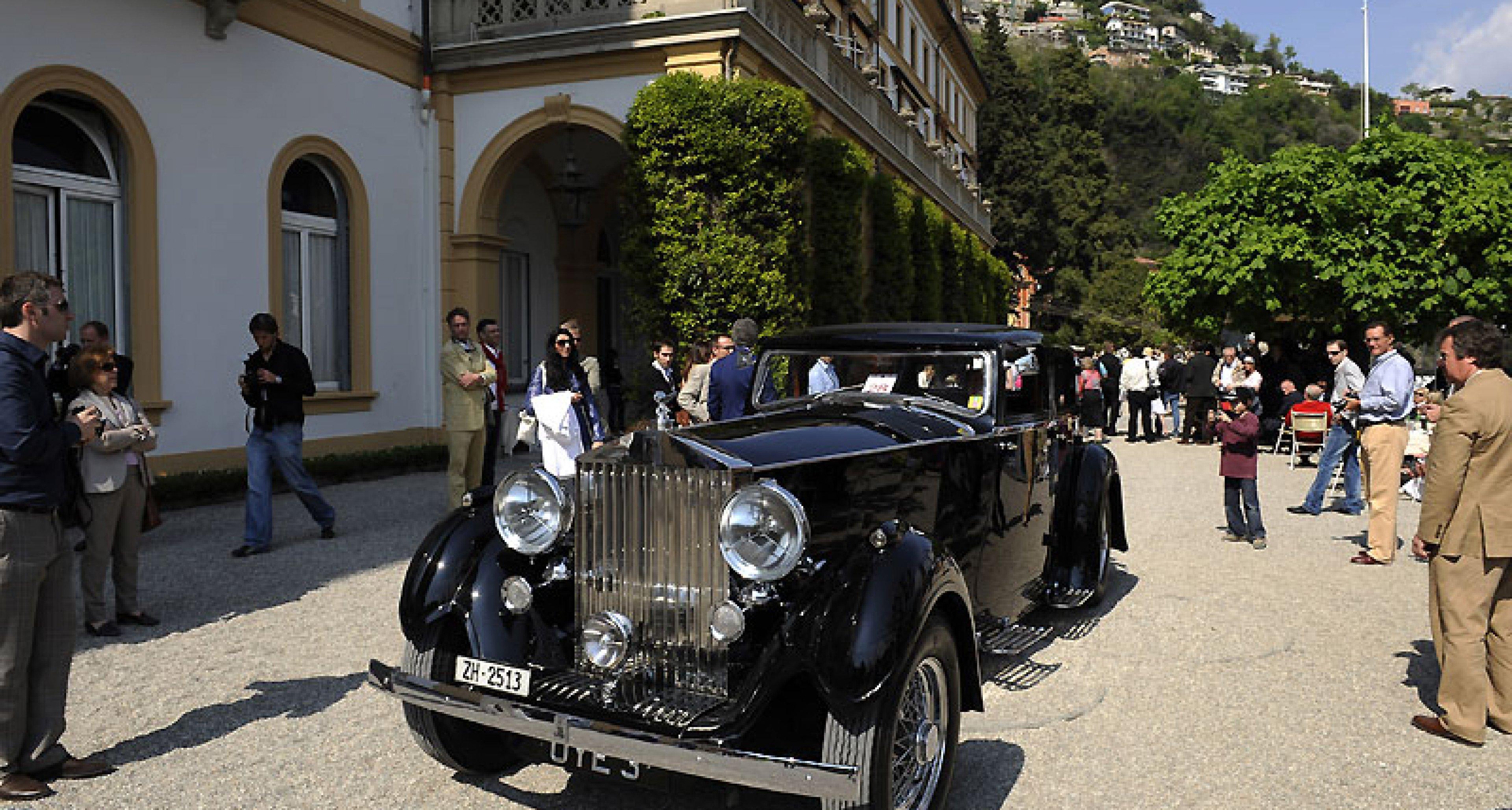 Concorso d'Eleganza Villa d'Este 2008