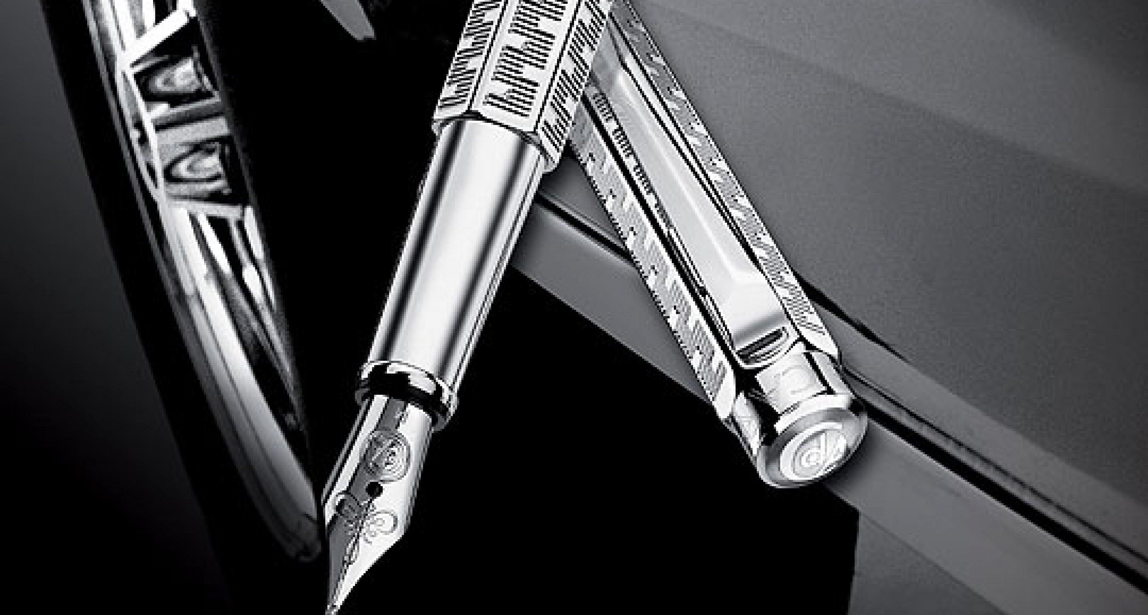 Caran d`Ache Ecridor Type55: Schreibstil