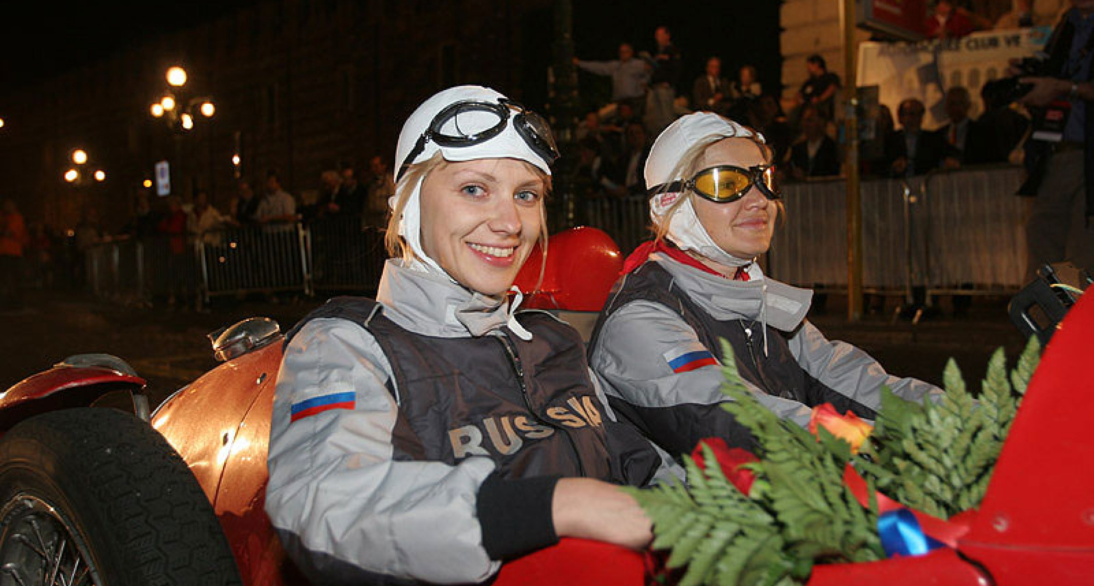 Mille Miglia 2008: Feucht fröhlich