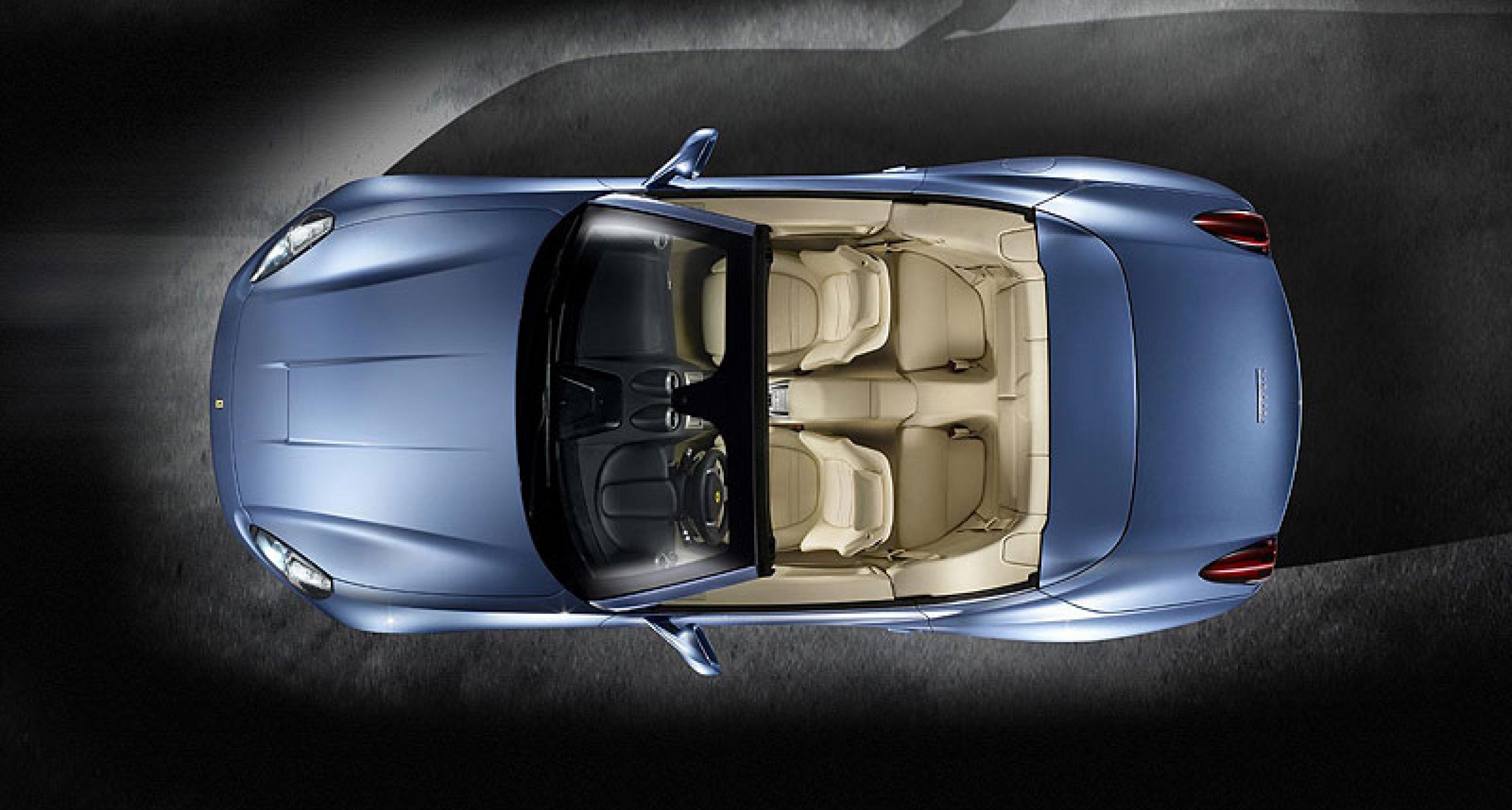 Ferrari California – New Photos and Facts