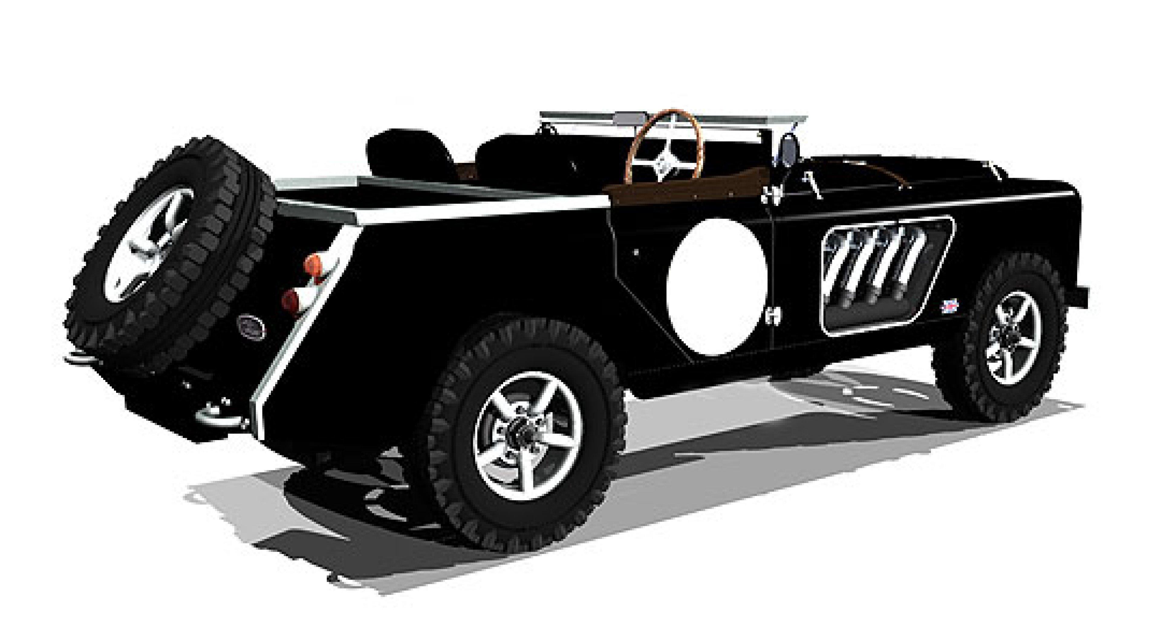 Bell Aurens Longnose: Off-Roadster