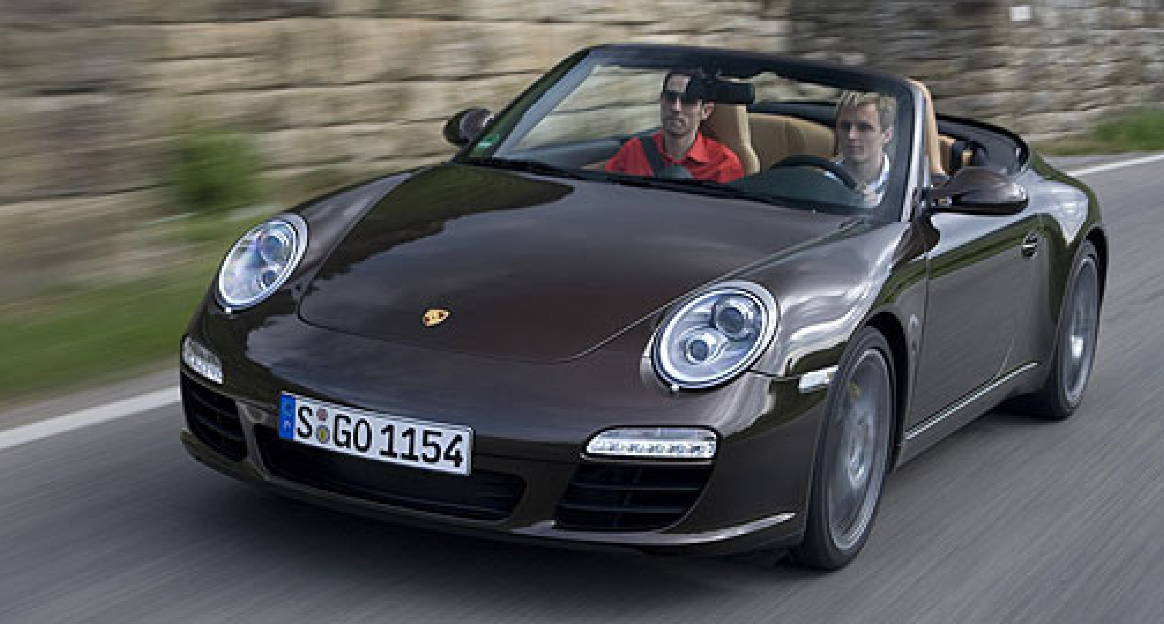 Porsche 911 ( 997/2)