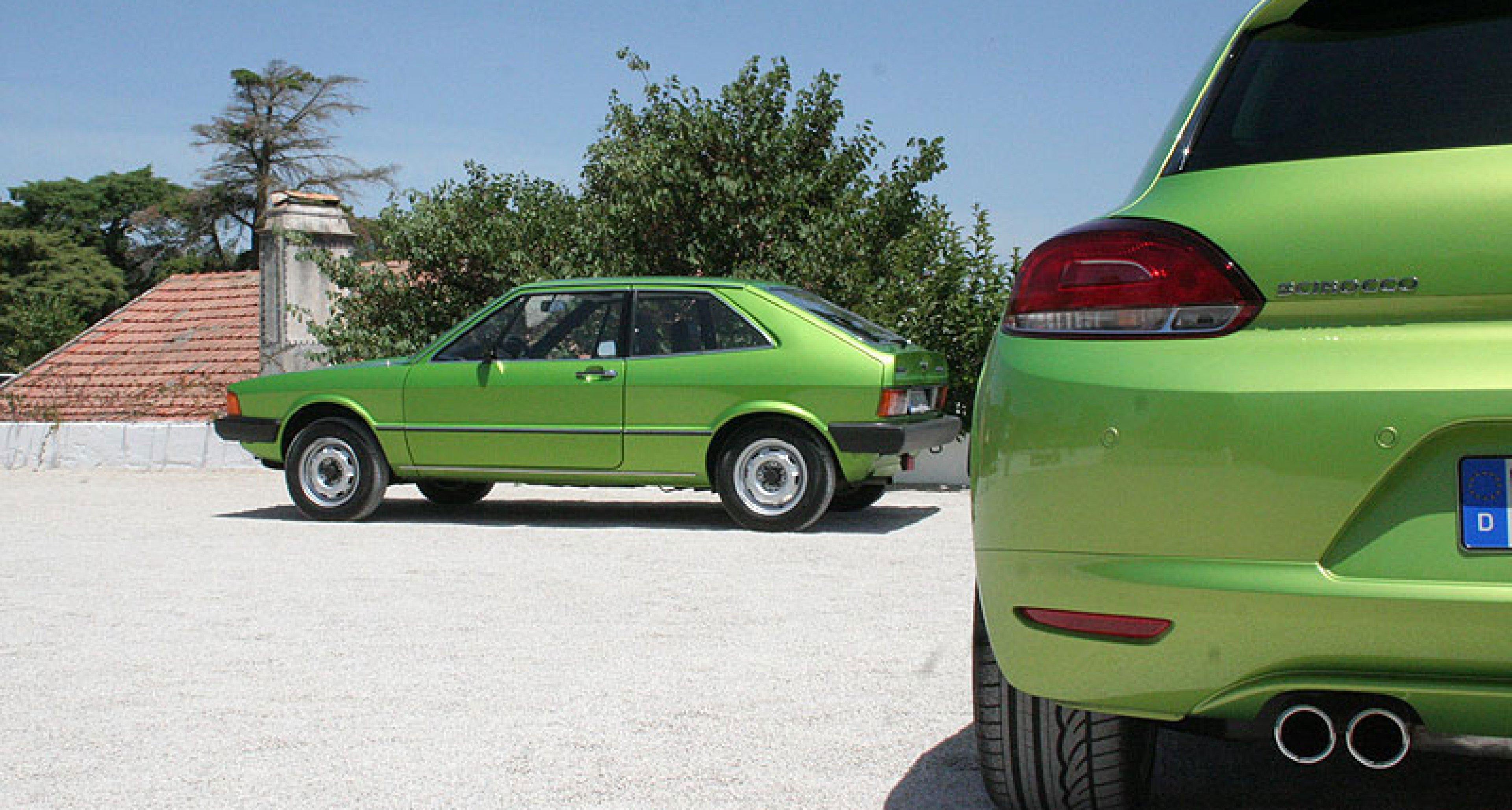 Volkswagen Scirocco 2.0 TSI