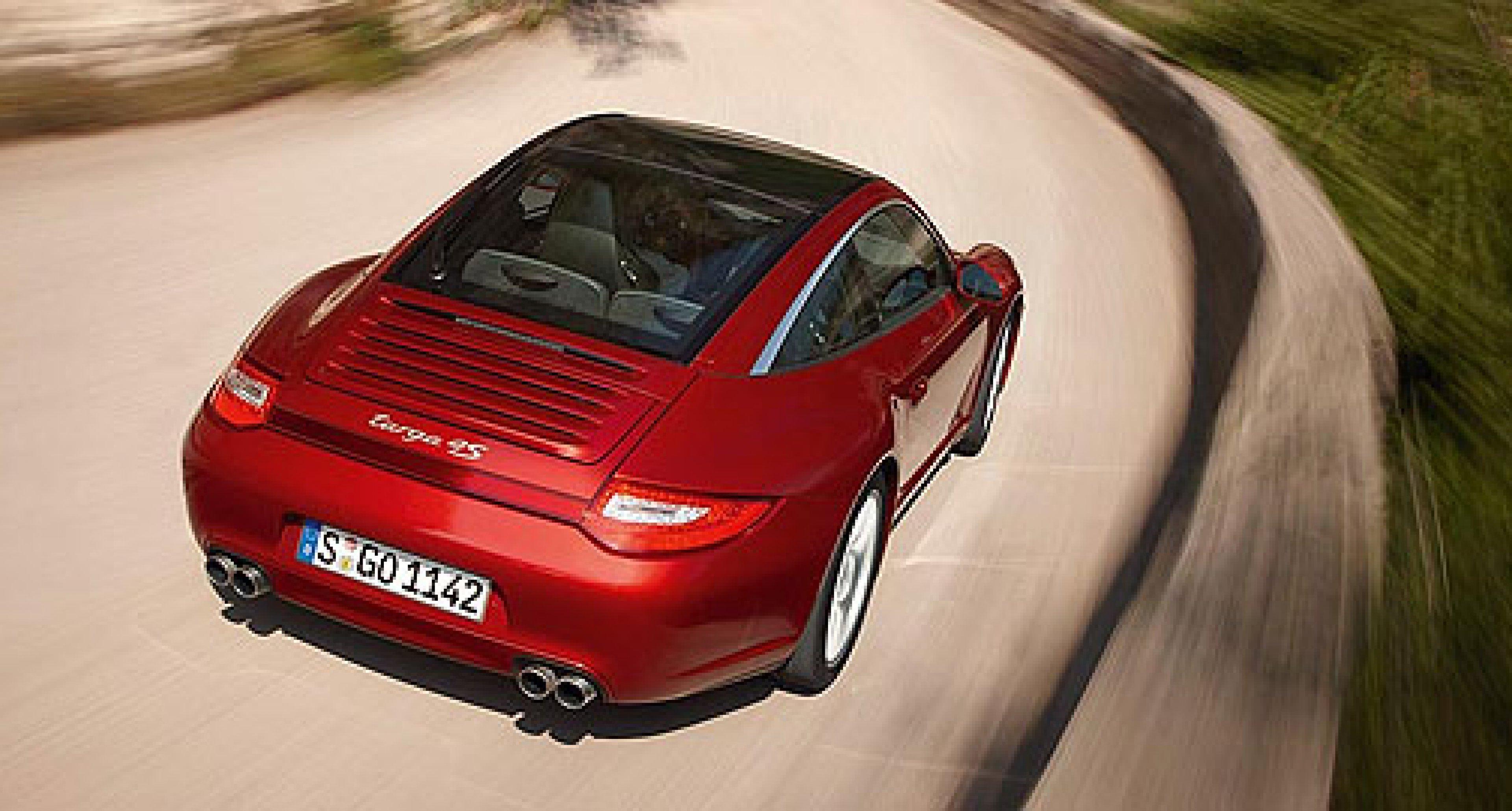 Porsche 911 Targa 4 und 4S: Generationswechsel im Herbst