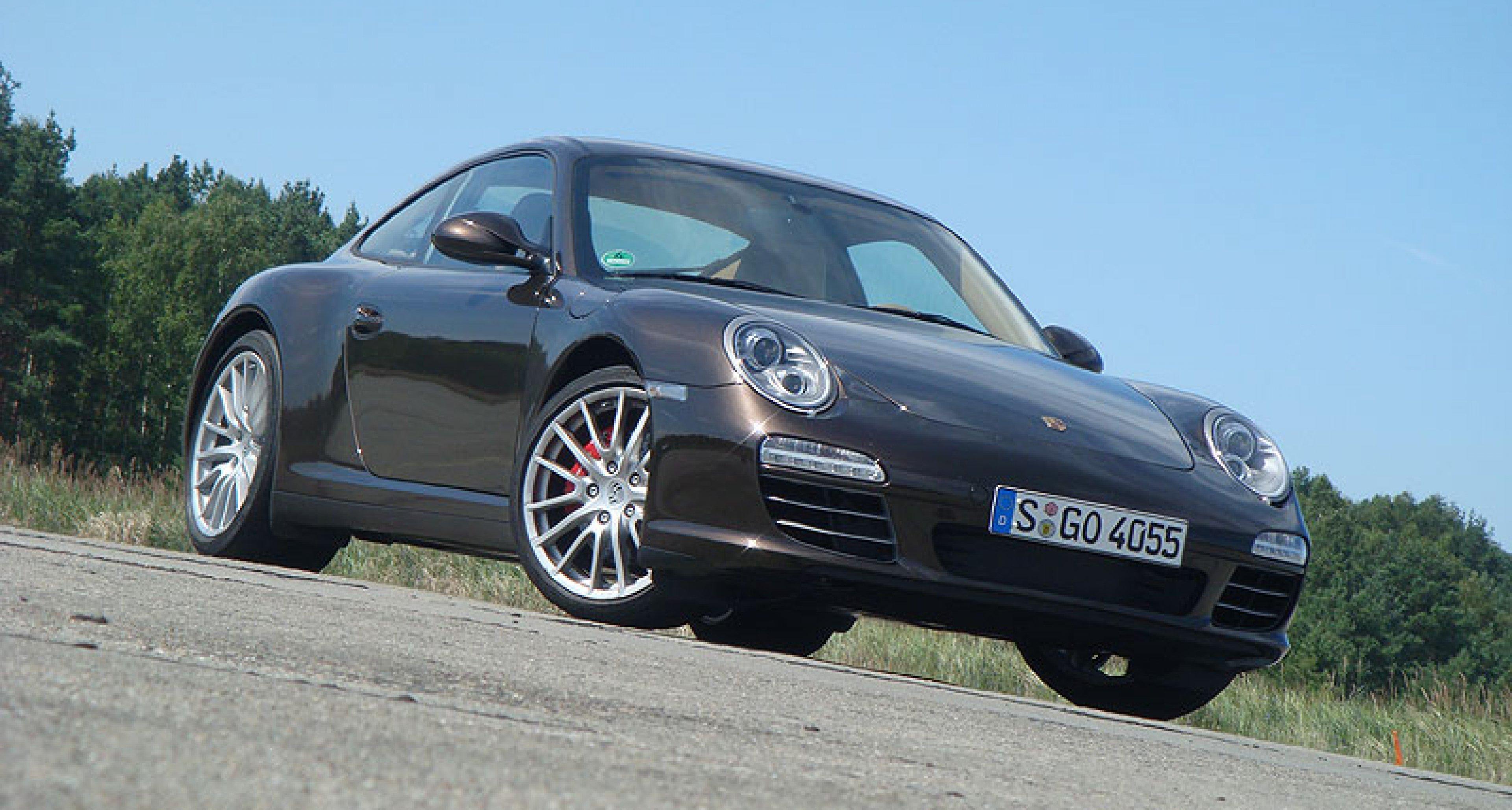 Porsche 911 Carrera 4S (997/2)