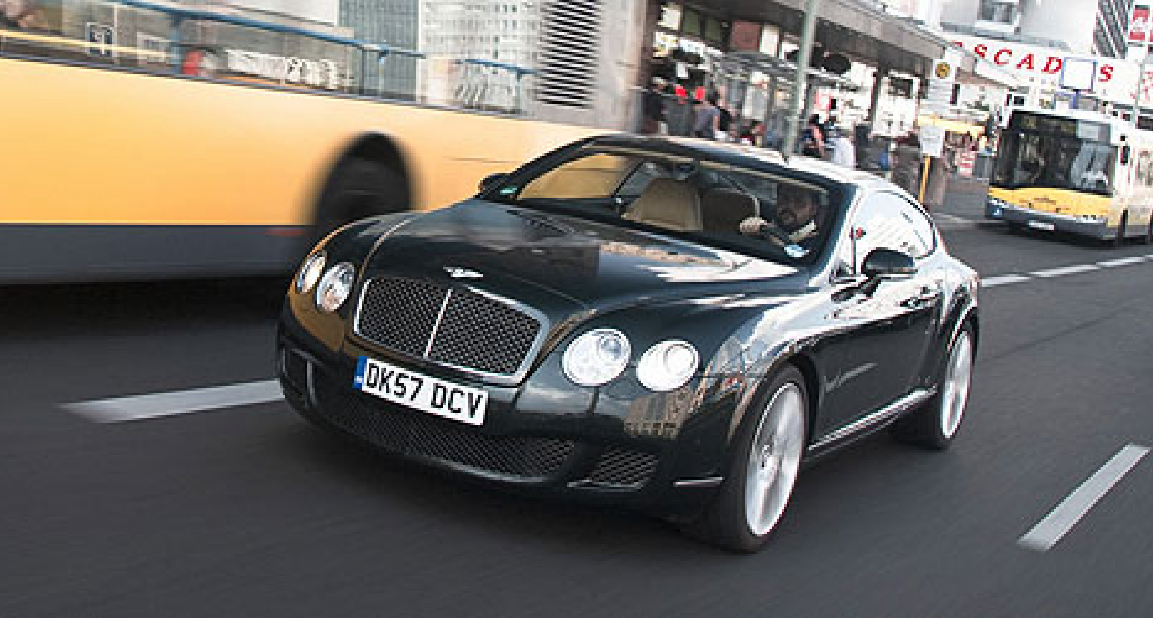Bentley Continental GT Speed (1)