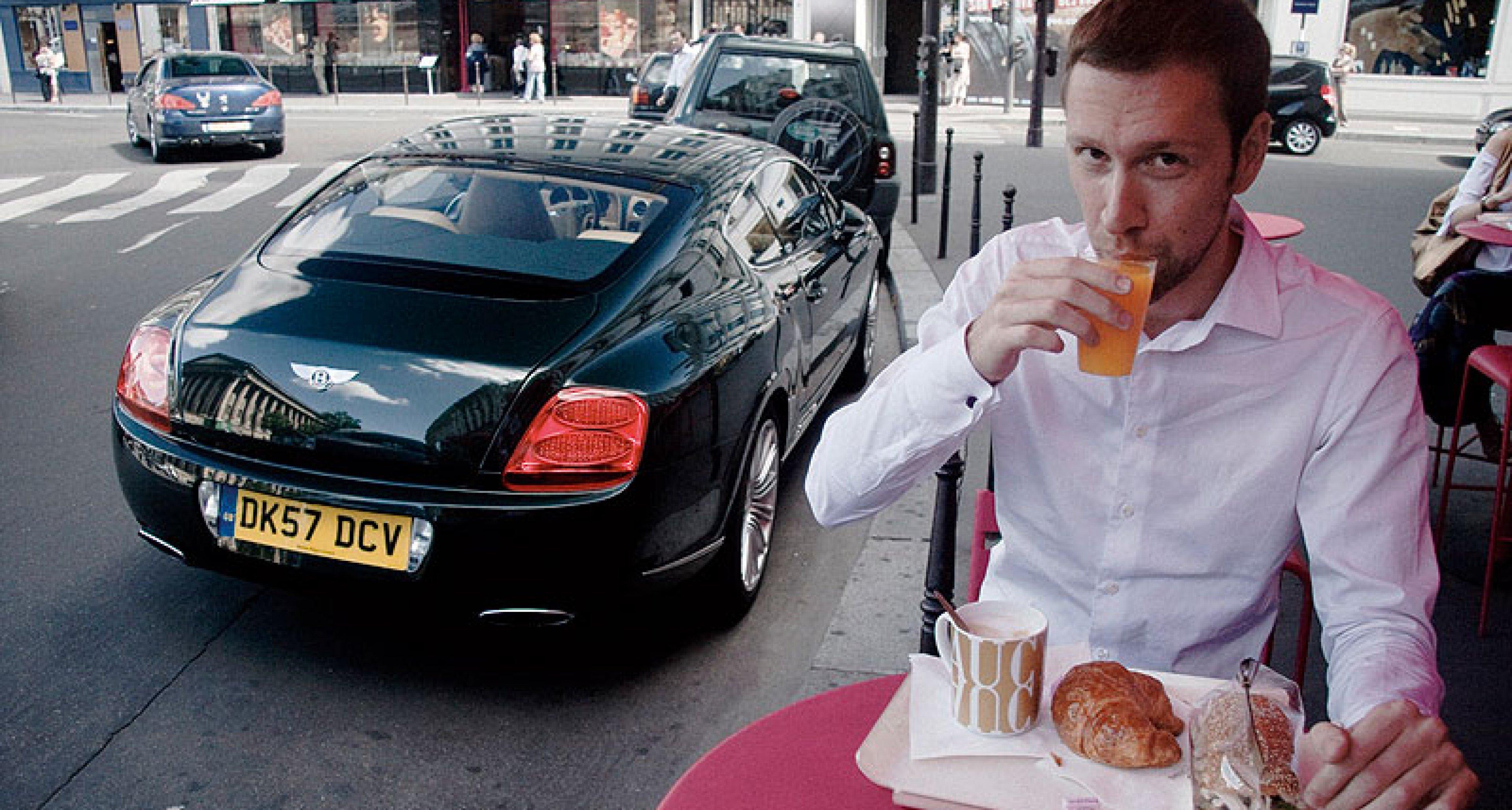 Bentley Continental GT Speed (1)