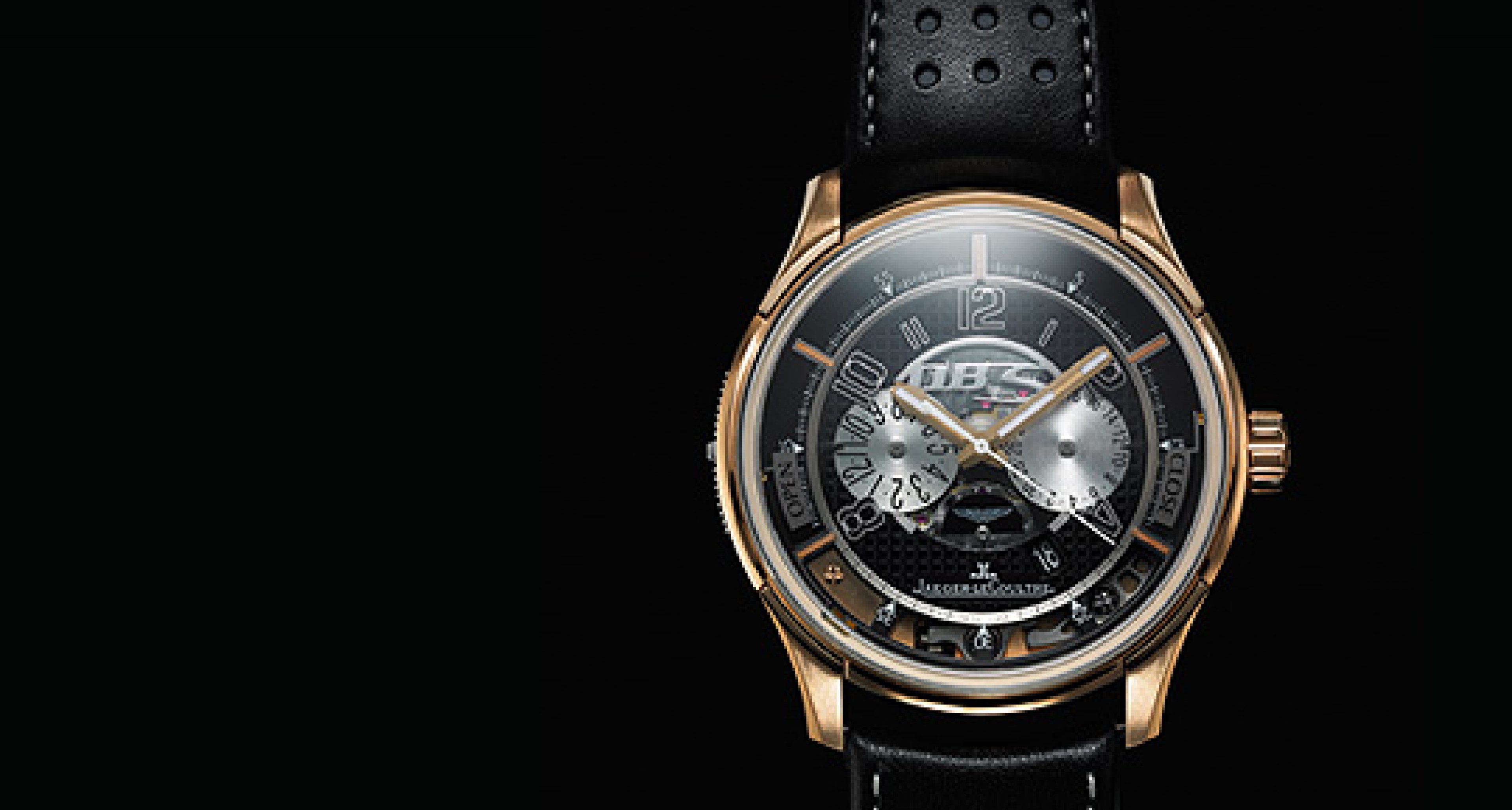 Aston Martin and Jaeger LeCoultre