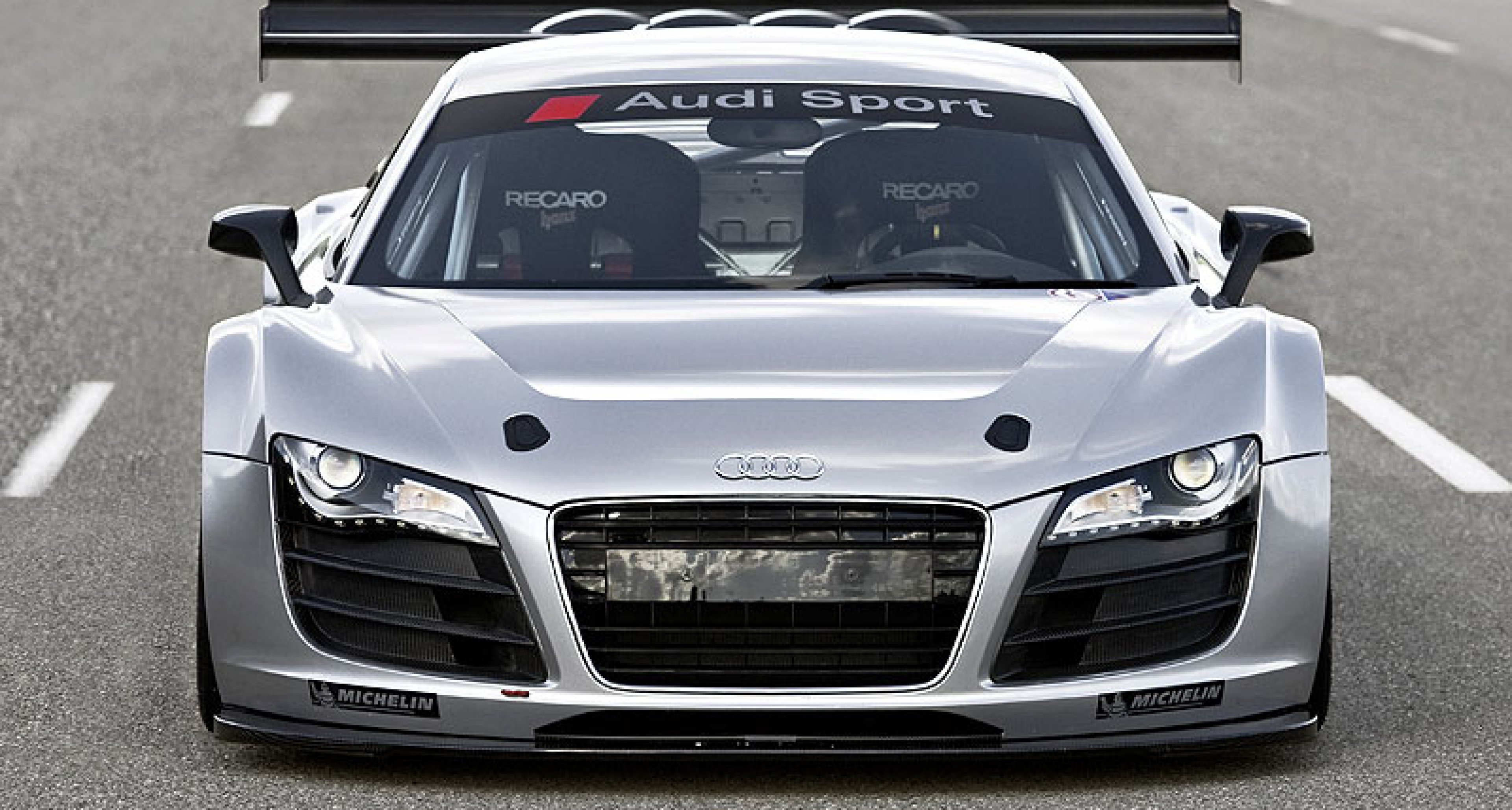Racing Version of Audi R8