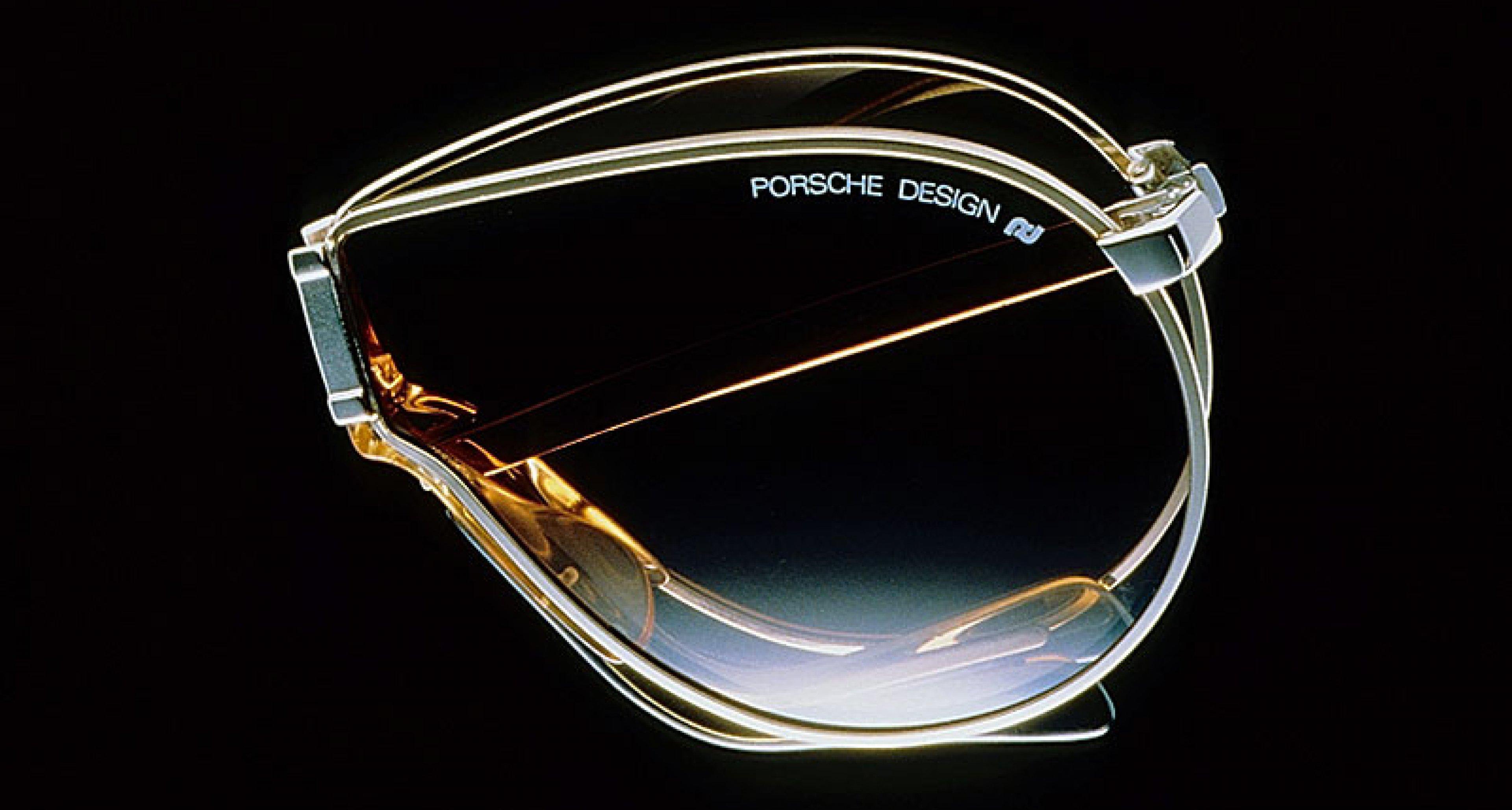 Porsche Design Sonnenbrillen: Klappe die Zweite