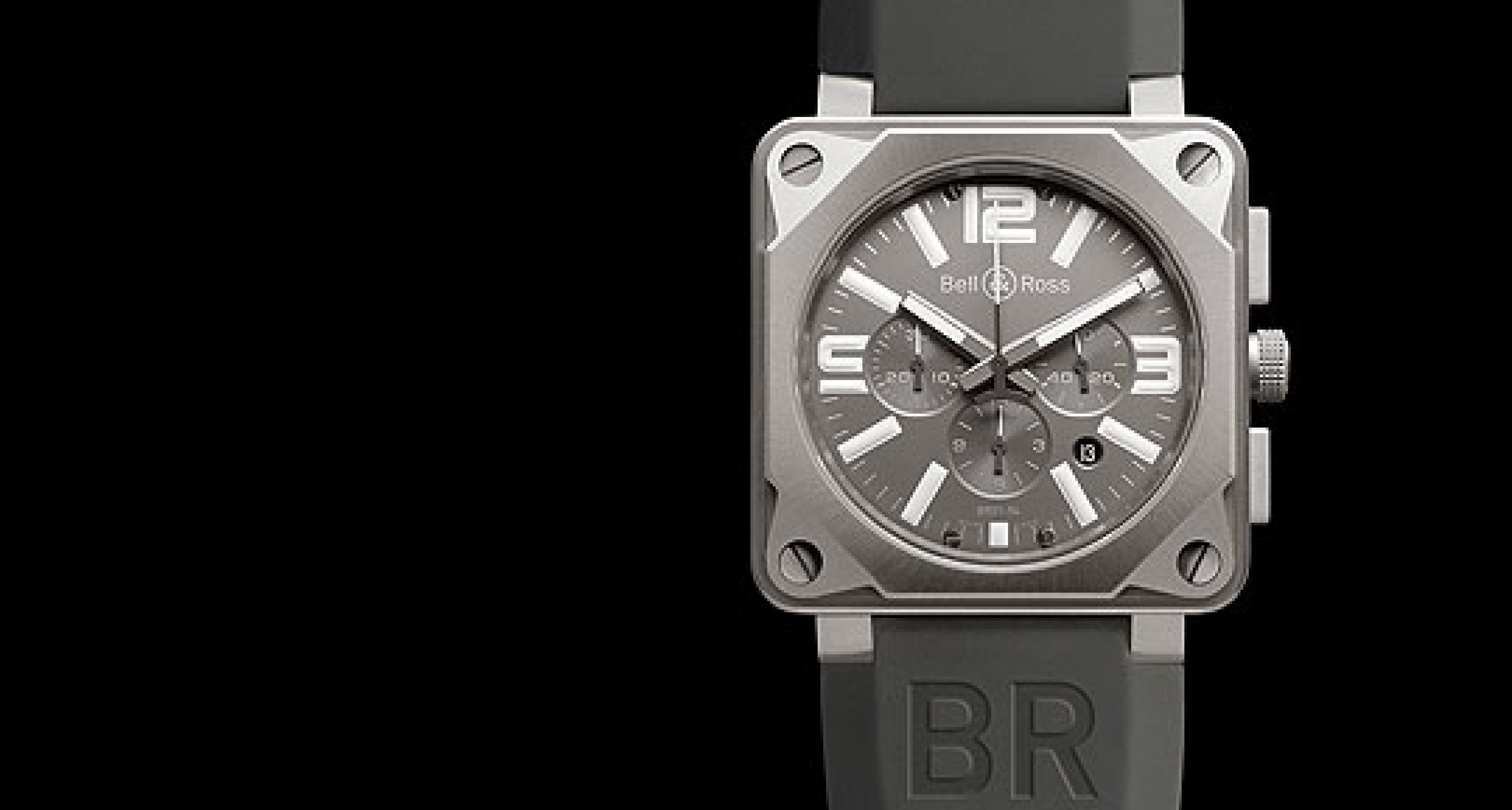 Bell & Ross Pro Titanium: Hard & Light