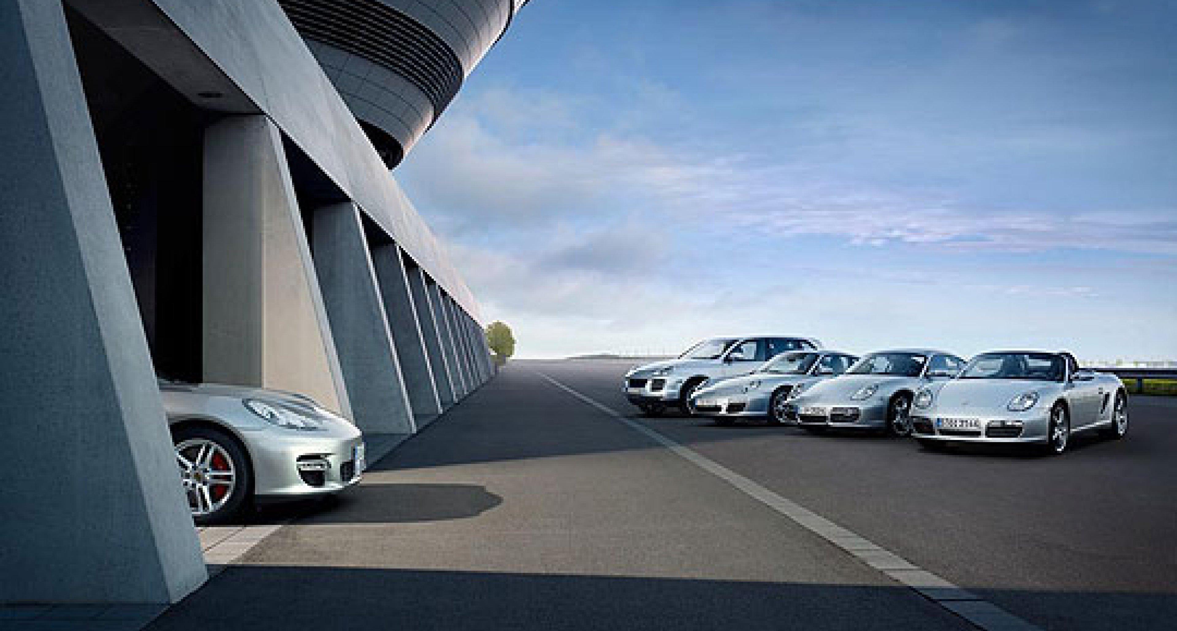 Porsche Panamera: The Countdown Begins
