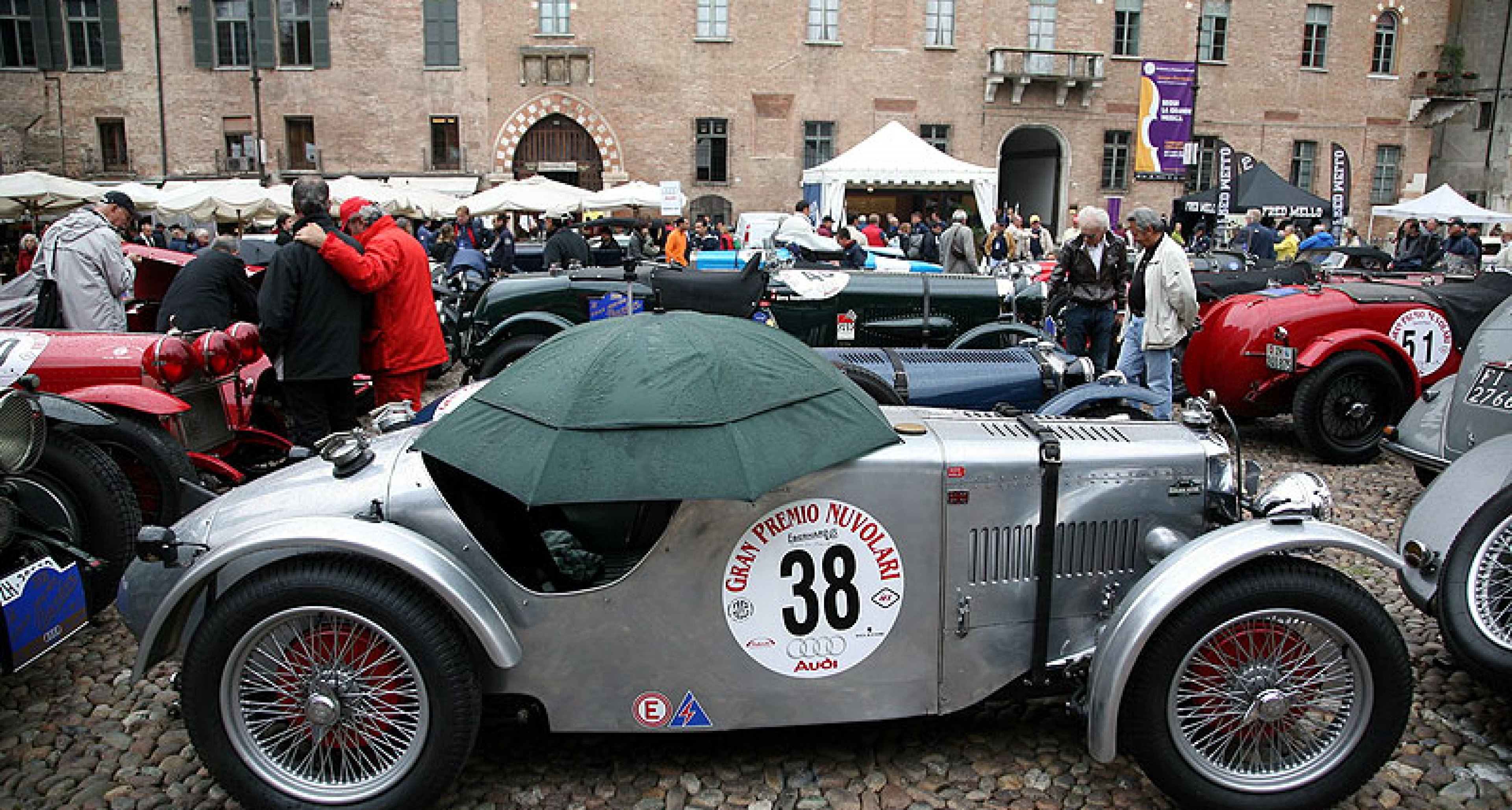 Gran Premio Nuvolari 2008