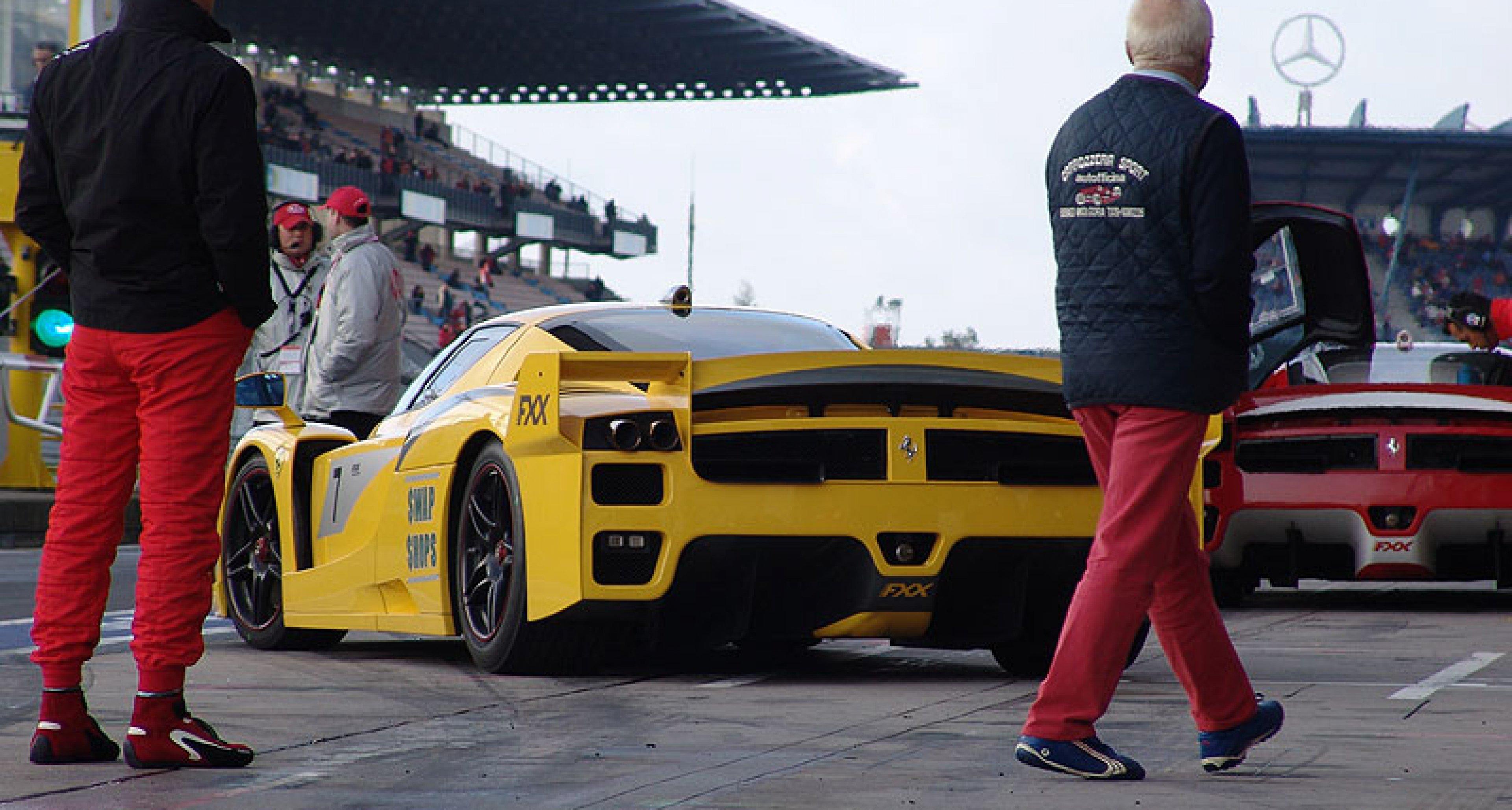 Ferrari Racing Days 2008: Retrospektive