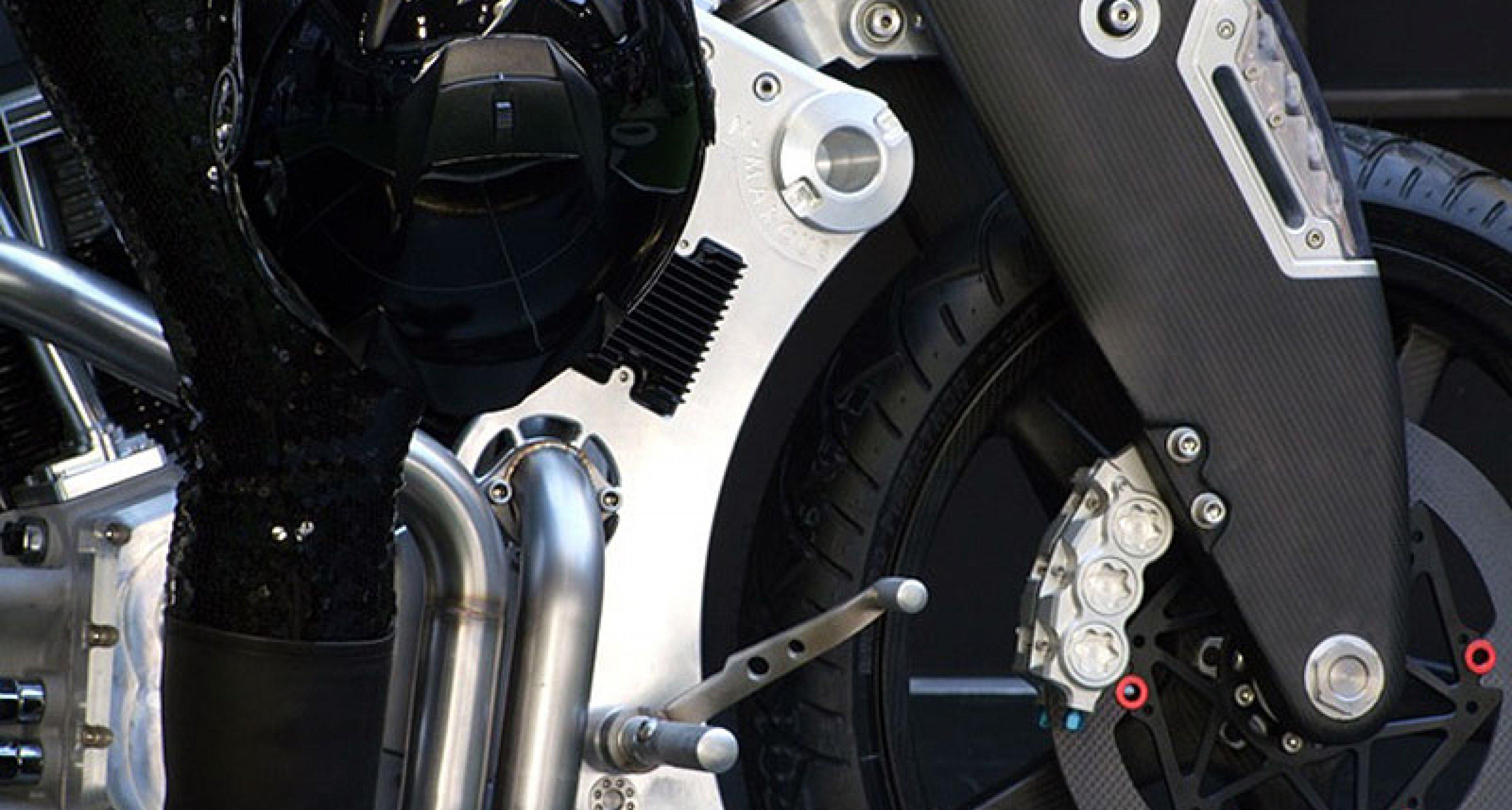 C120 Renaissance Fighter: Südstaaten Bike