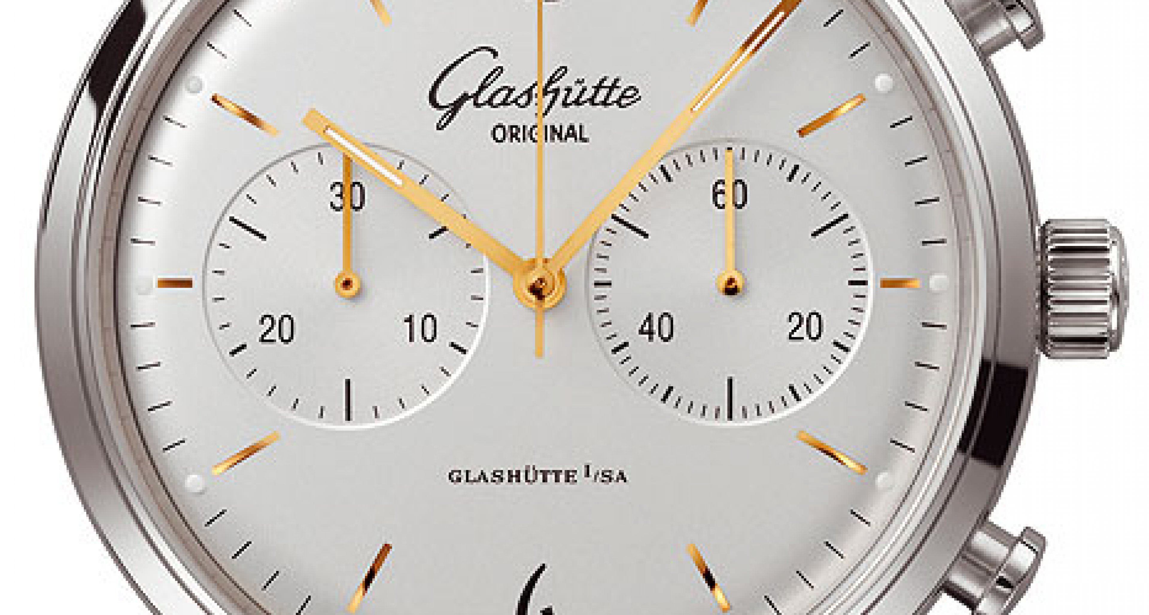 Glashütte Original Senator Sixties: Swinging Chronograph